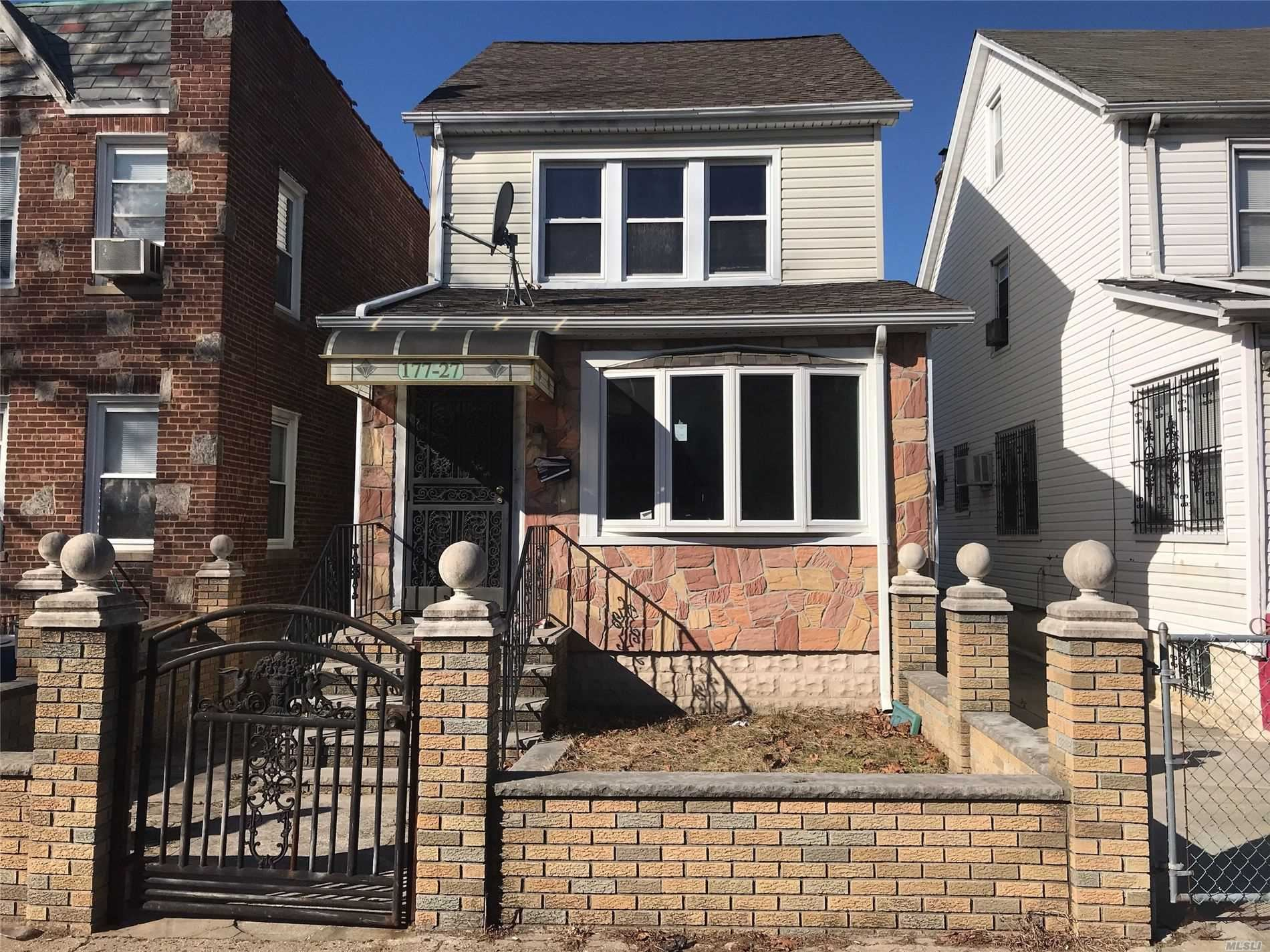 177-27 Troutville Road, Jamaica, NY 11434 - MLS#: 3193568