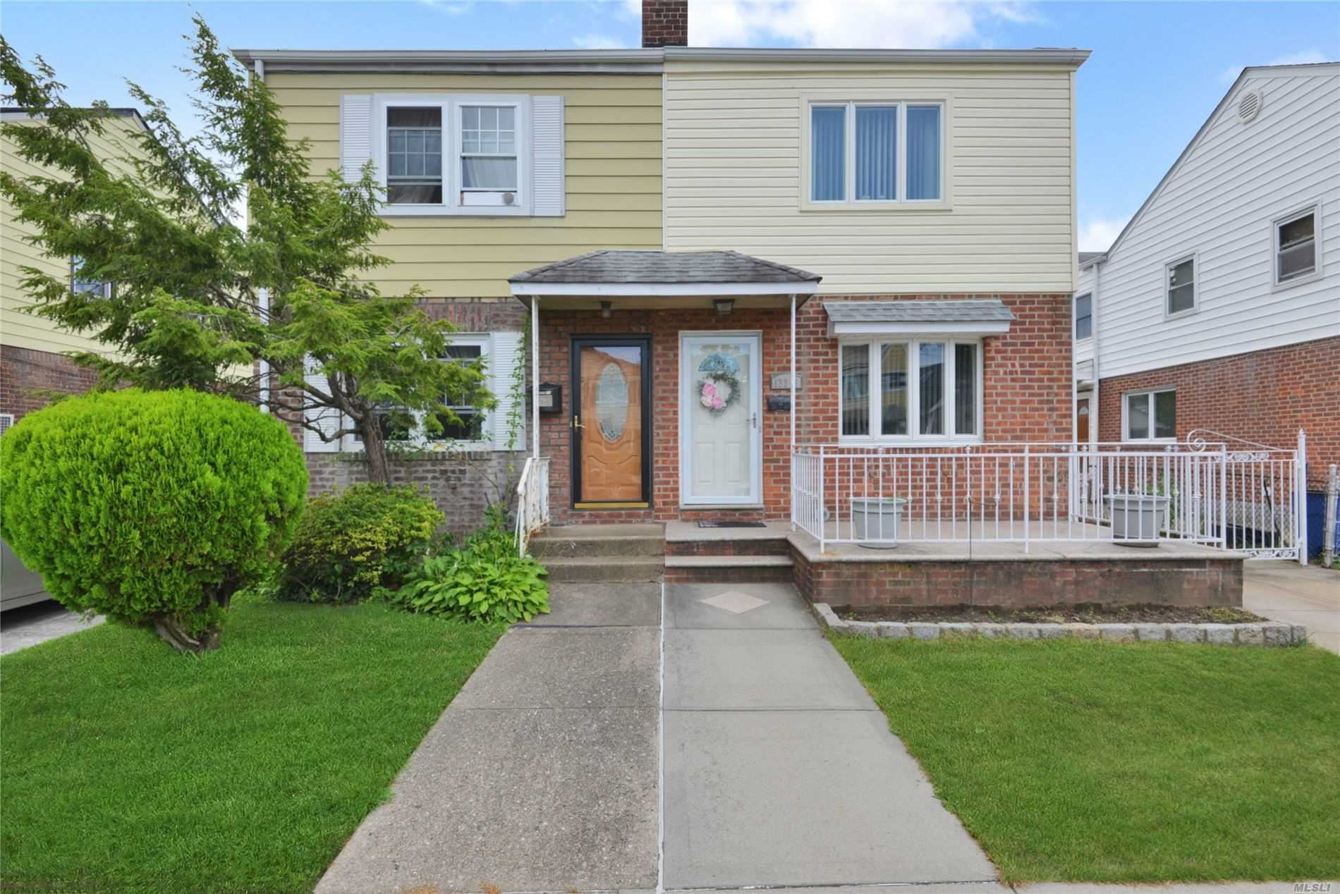 138-18 63 Ave, Flushing, NY 11367 - MLS#: 3239569