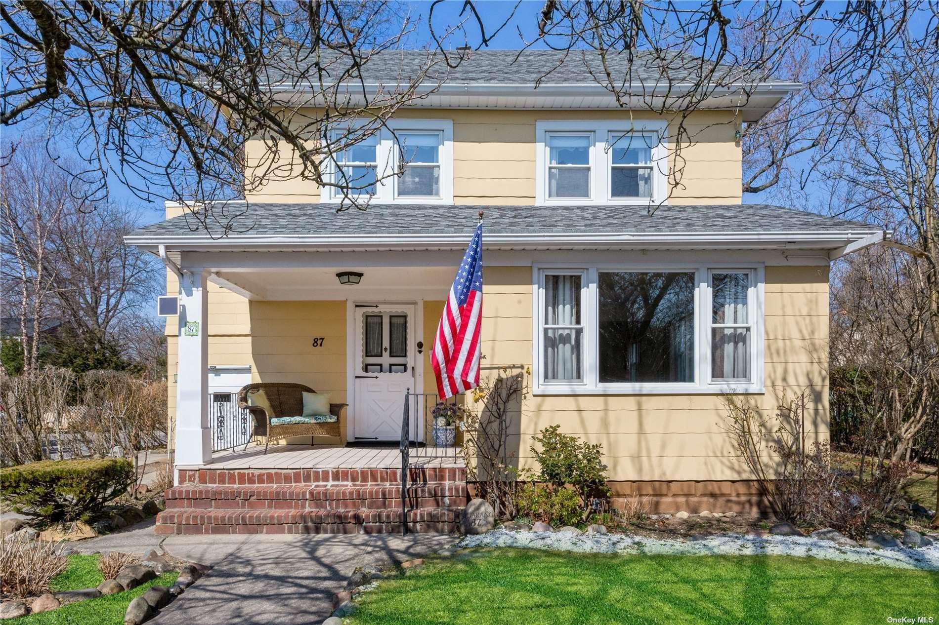 87 Grove Street, Lynbrook, NY 11563 - MLS#: 3295573