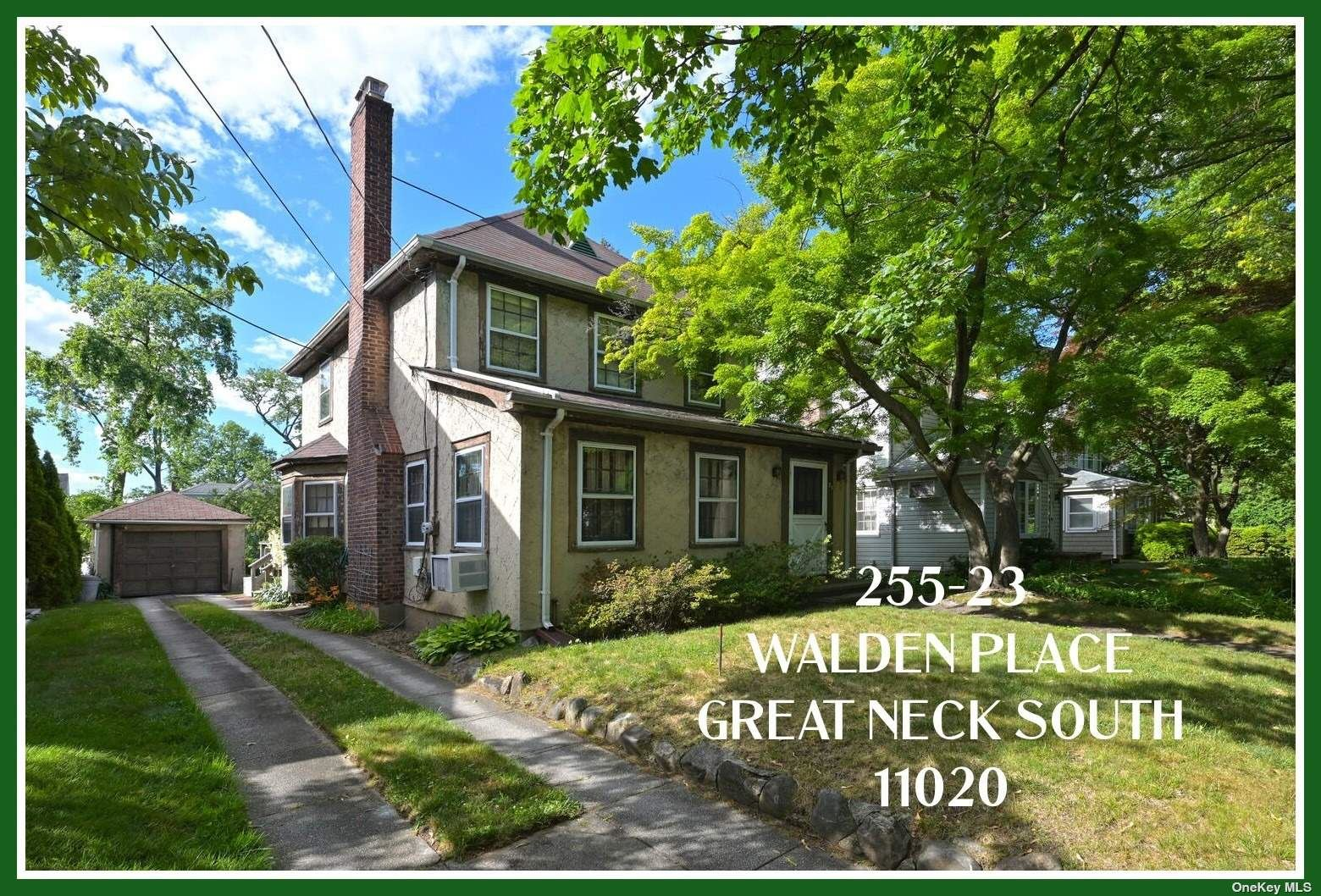 255-23 Walden Place, Great Neck, NY 11020 - MLS#: 3324573