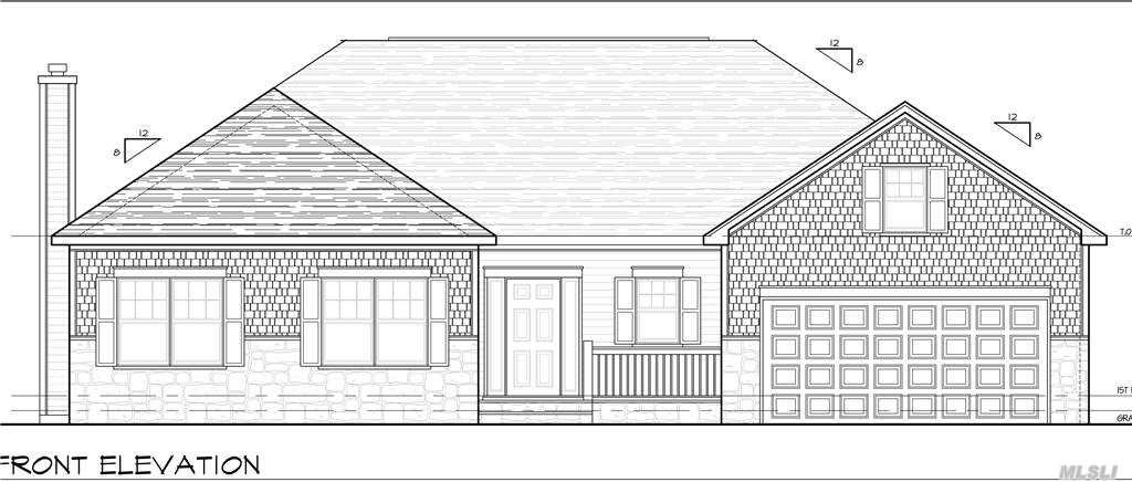 Lot 5 Eastport Manor Road, Manorville, NY 11949 - MLS#: 3191576