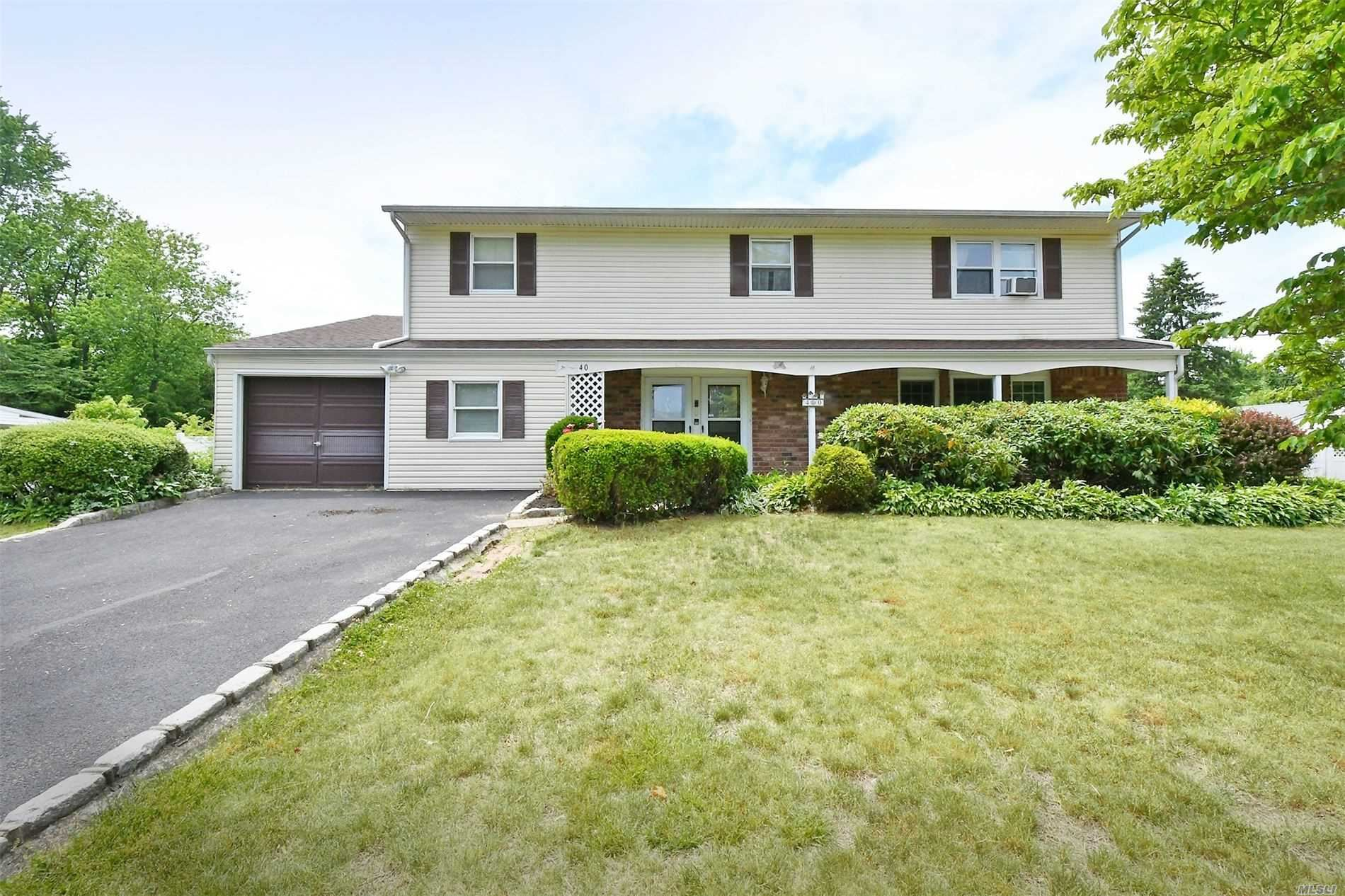 40 Nadine Lane, Port Jefferson Station, NY 11776 - MLS#: 3223579