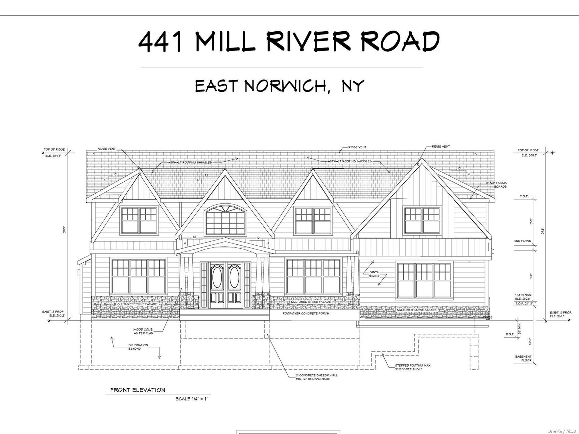 Photo of 441 Mill River Road, Oyster Bay, NY 11771 (MLS # 3350580)