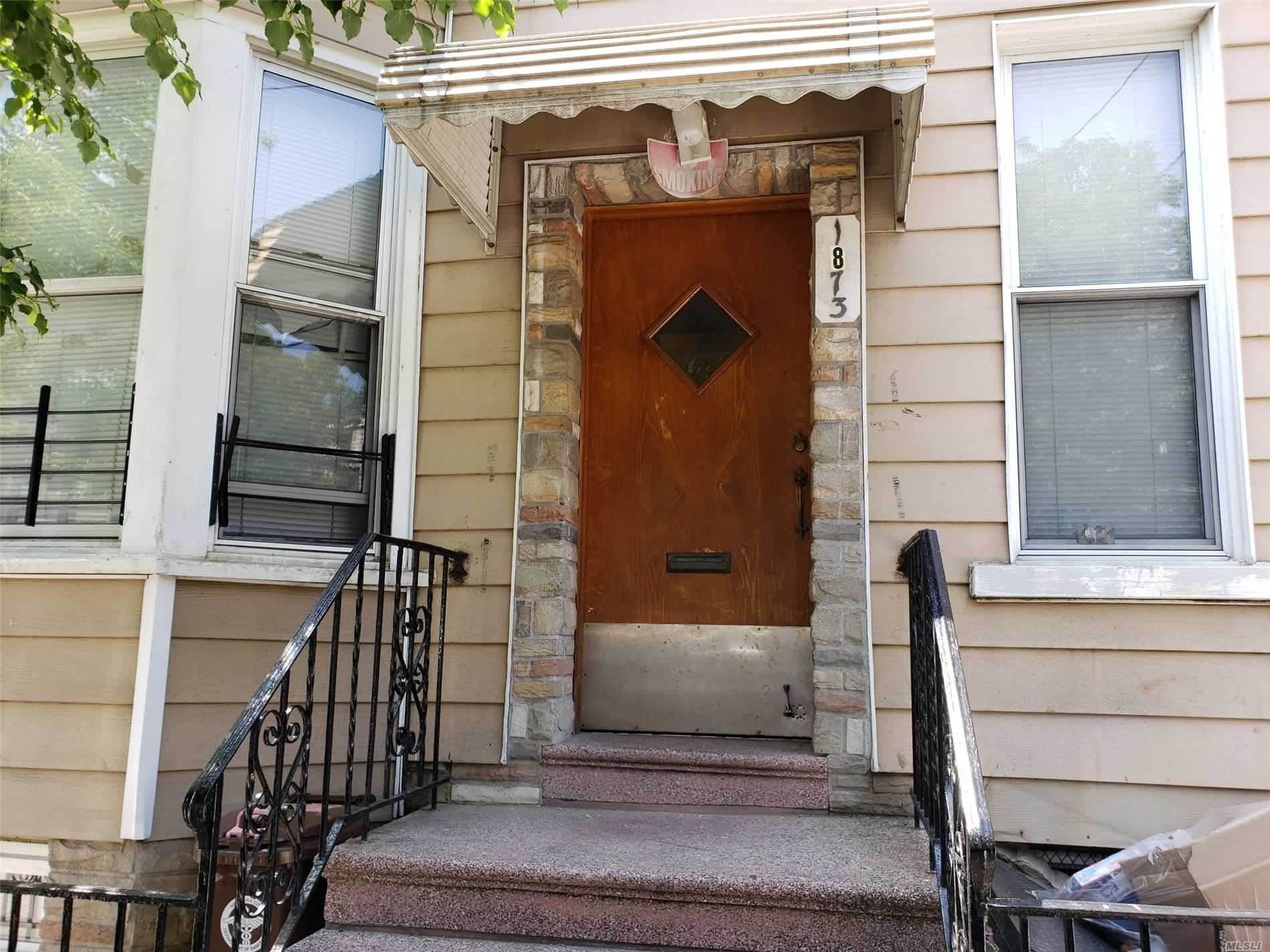 1873 Greeen Avenue, Ridgewood, NY 11385 - MLS#: 3215581