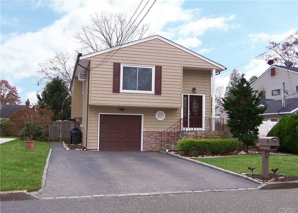 6 Atlantic Street, Holtsville, NY 11742 - MLS#: 3270581