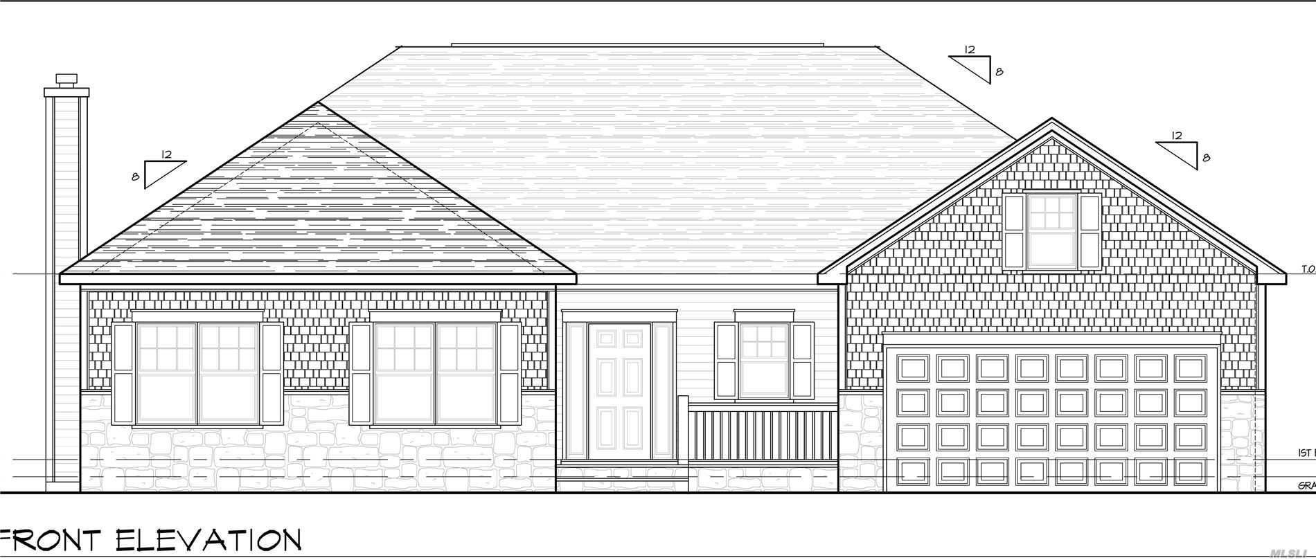 Lot 3 Eastport Manor Road, Manorville, NY 11949 - MLS#: 3191582