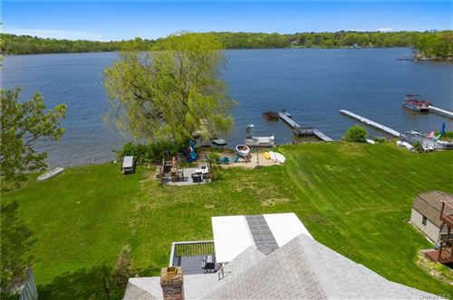 Photo of 27 Vails Lake Shore Drive, Brewster, NY 10509 (MLS # H6023584)