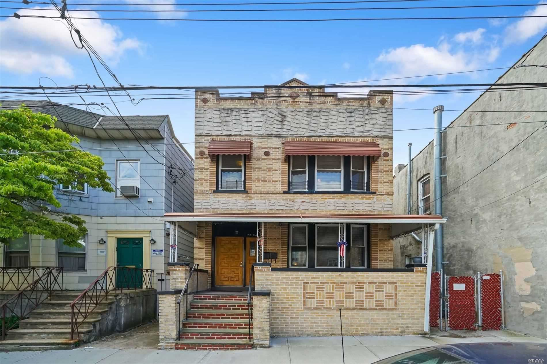 76-04 68th Avenue, Middle Village, NY 11379 - MLS#: 3226588