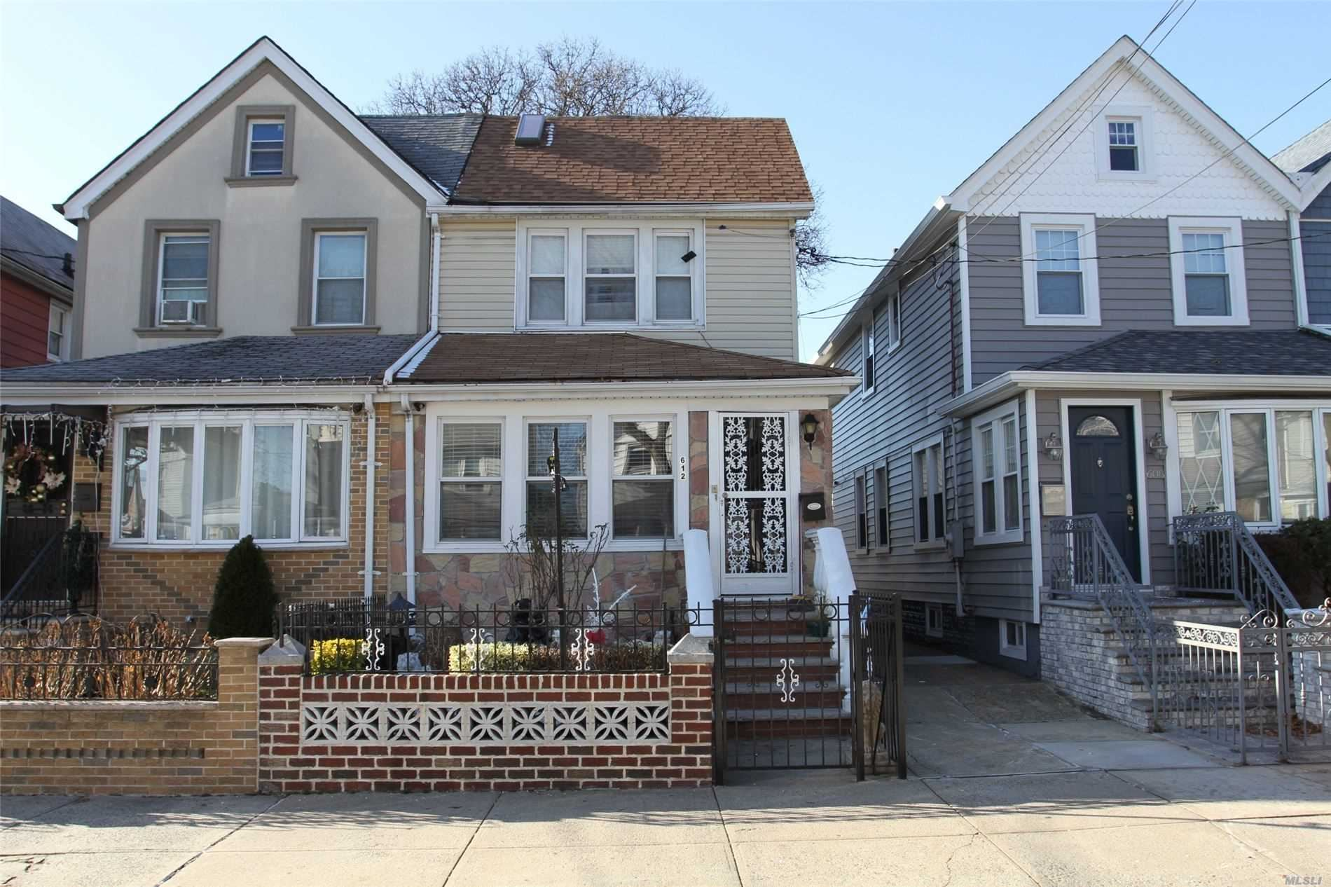 612 E 42nd Street, Brooklyn, NY 11203 - MLS#: 3187590