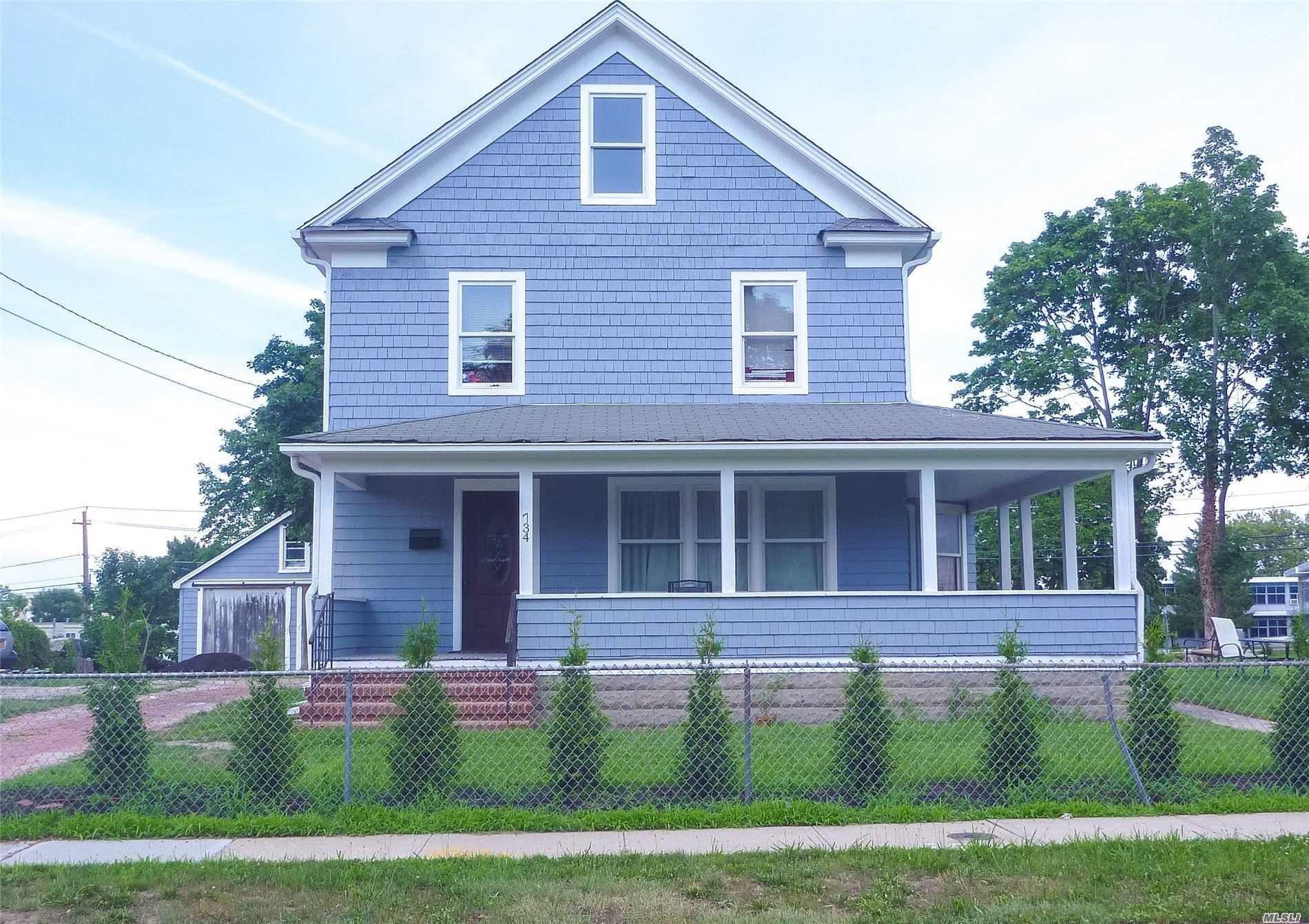 734 Osborn Ave, Riverhead, NY 11901 - MLS#: 3242596