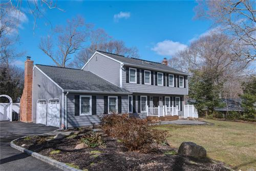 Photo of 27 Woodland Road, Miller Place, Ny 11764 (MLS # 3208600)