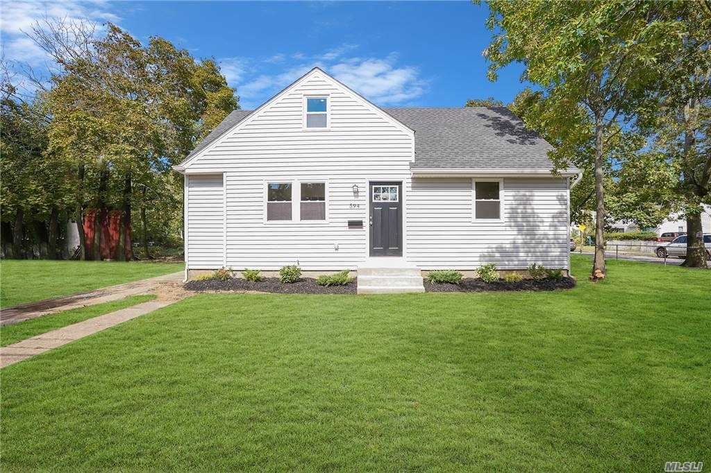 594 Winthrop Drive, Uniondale, NY 11553 - MLS#: 3257600