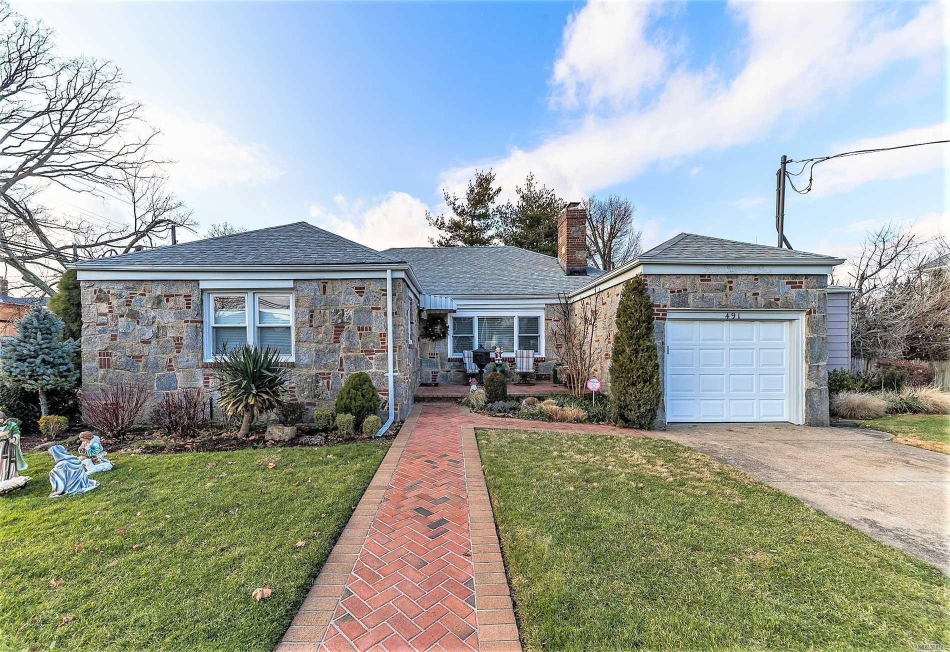 491 Freeman Avenue, Oceanside, NY 11572 - MLS#: 3187606