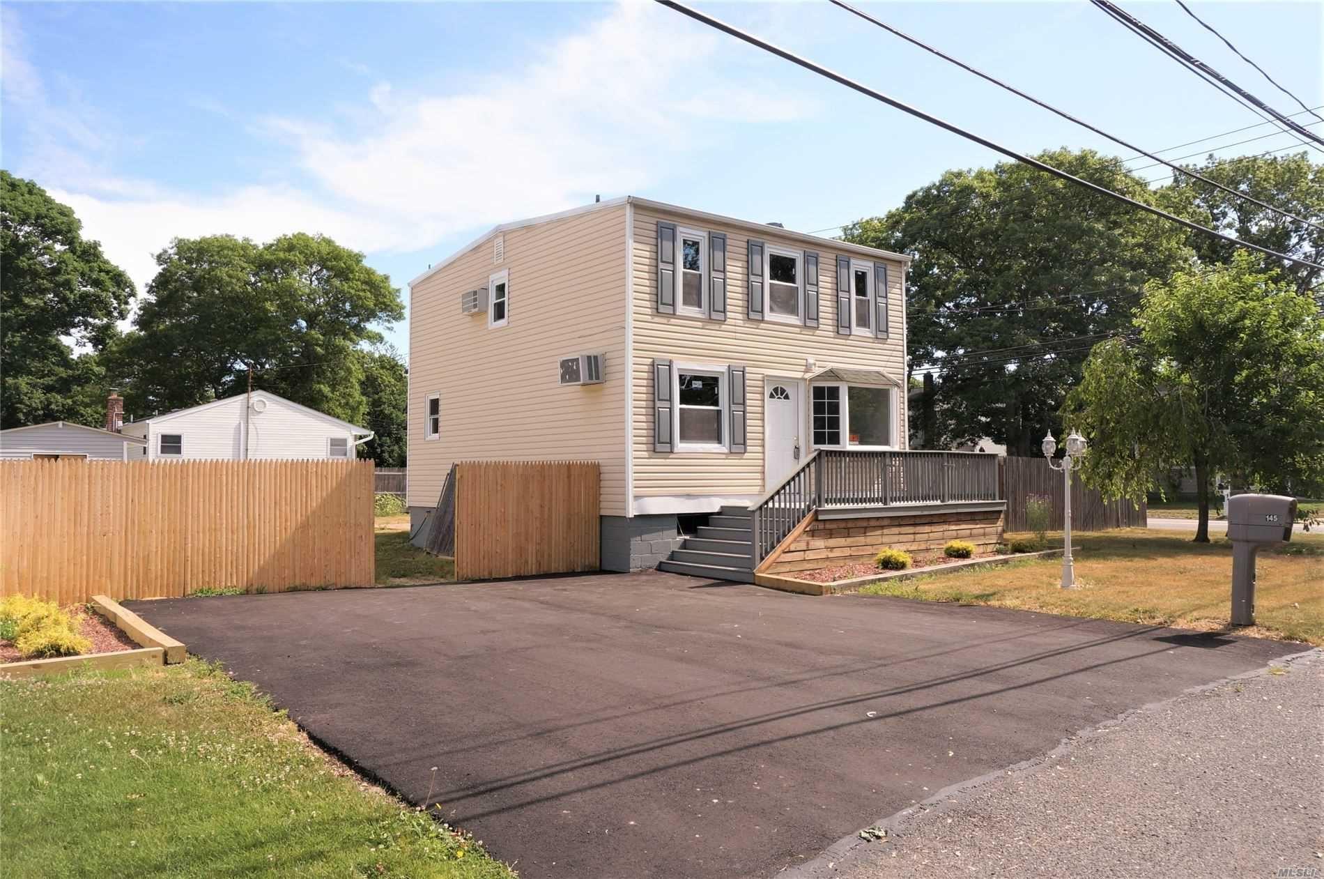 145 Schmidt Avenue, Holbrook, NY 11741 - MLS#: 3238611