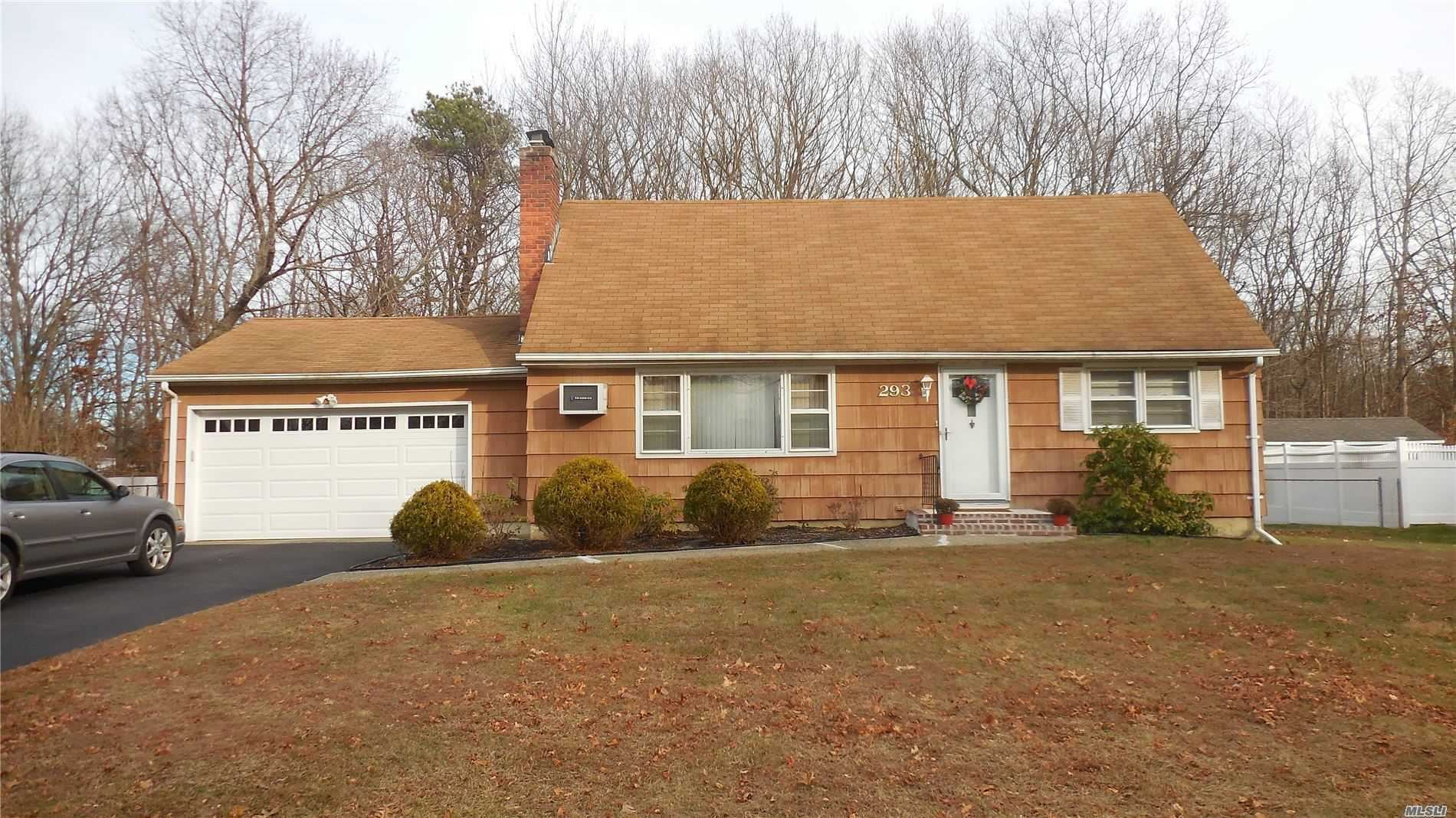 293 Tyler Avenue, Miller Place, NY 11764 - MLS#: 3190614