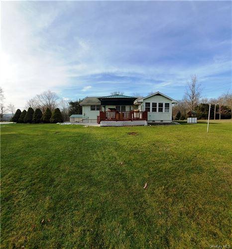 Photo of 453 Old White Lake Turnpike, Swan Lake, NY 12783 (MLS # H6086618)