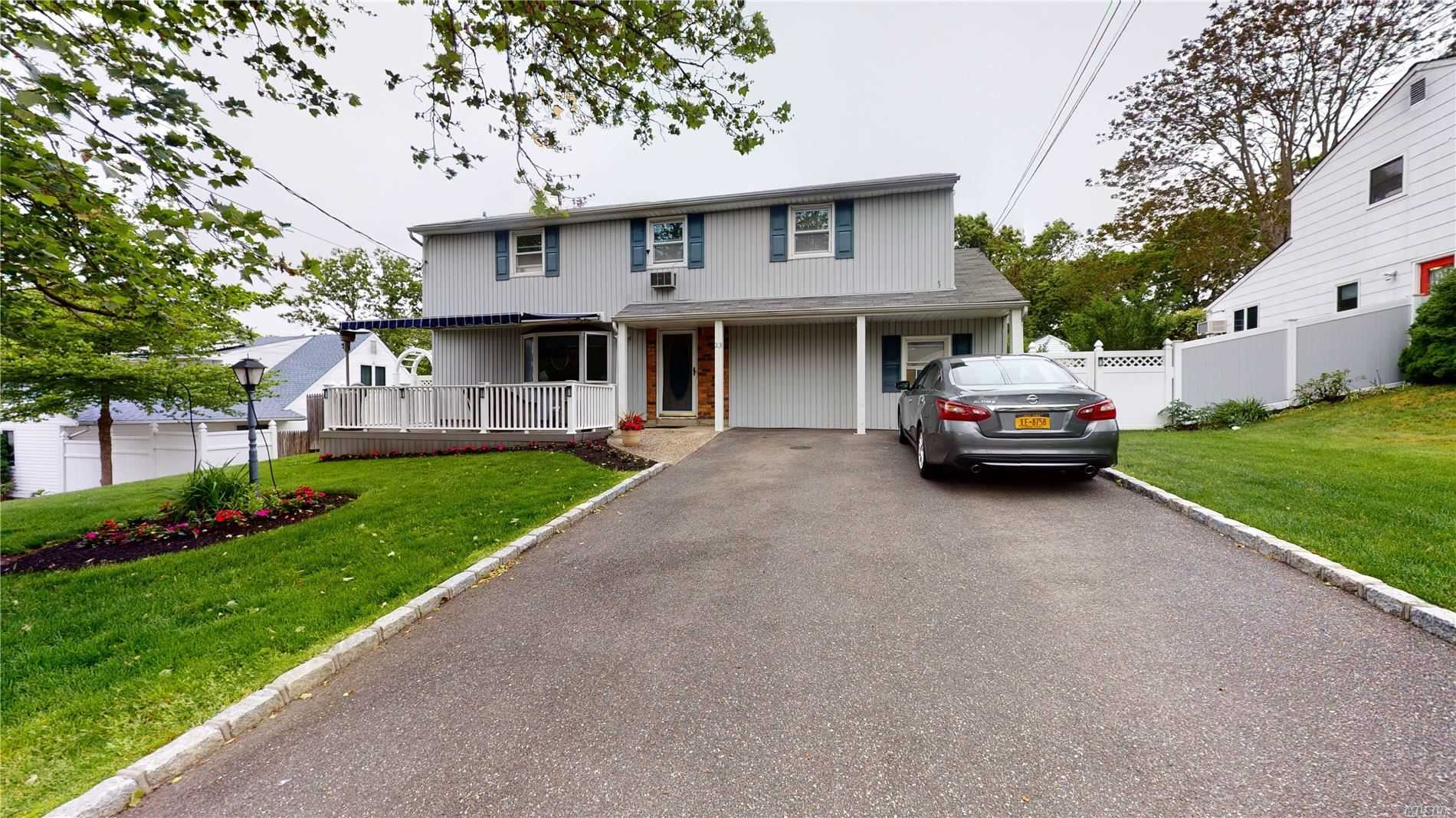 23 Washington Heights St, Selden, NY 11784 - MLS#: 3218618