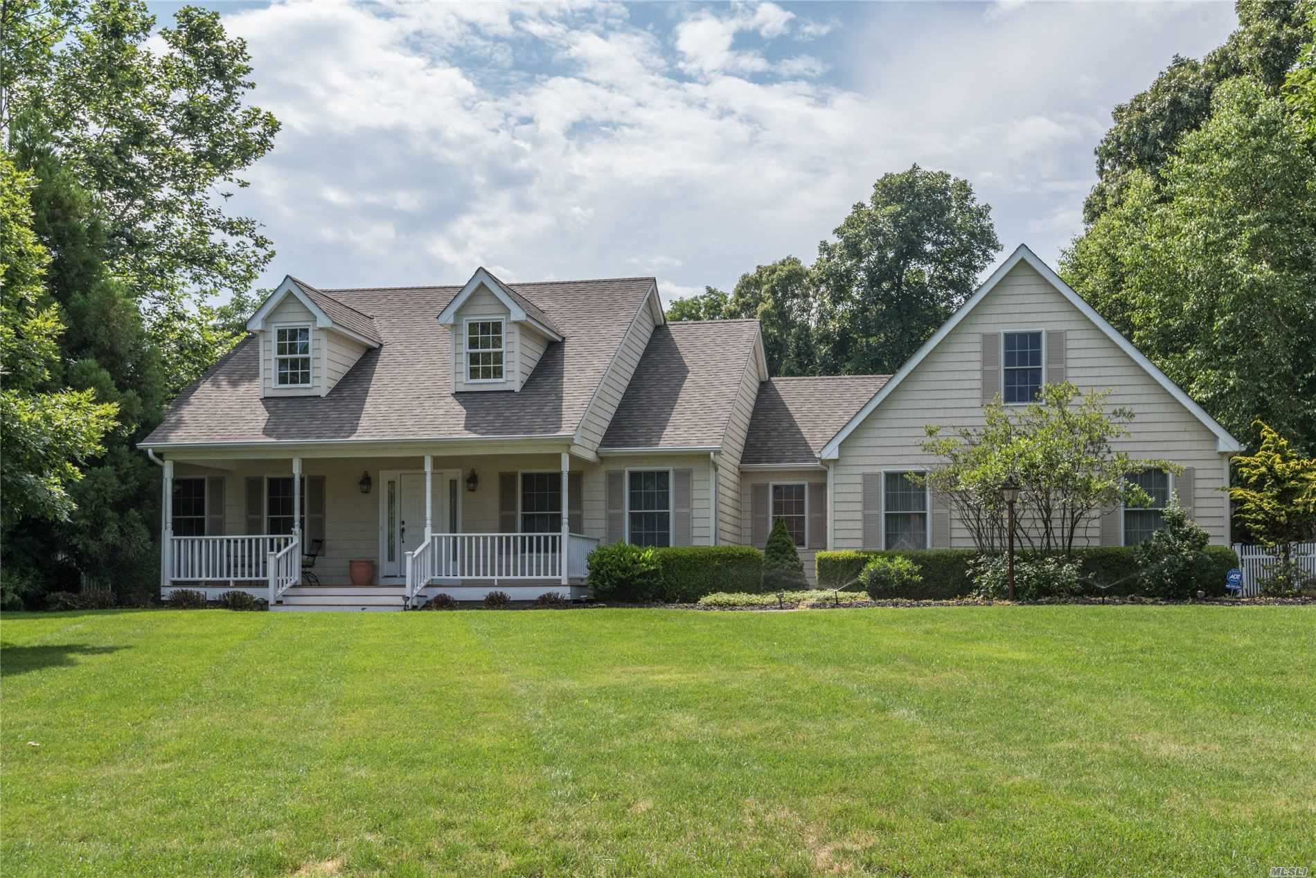 71 N Woods Drive, Wading River, NY 11792 - MLS#: 3191625