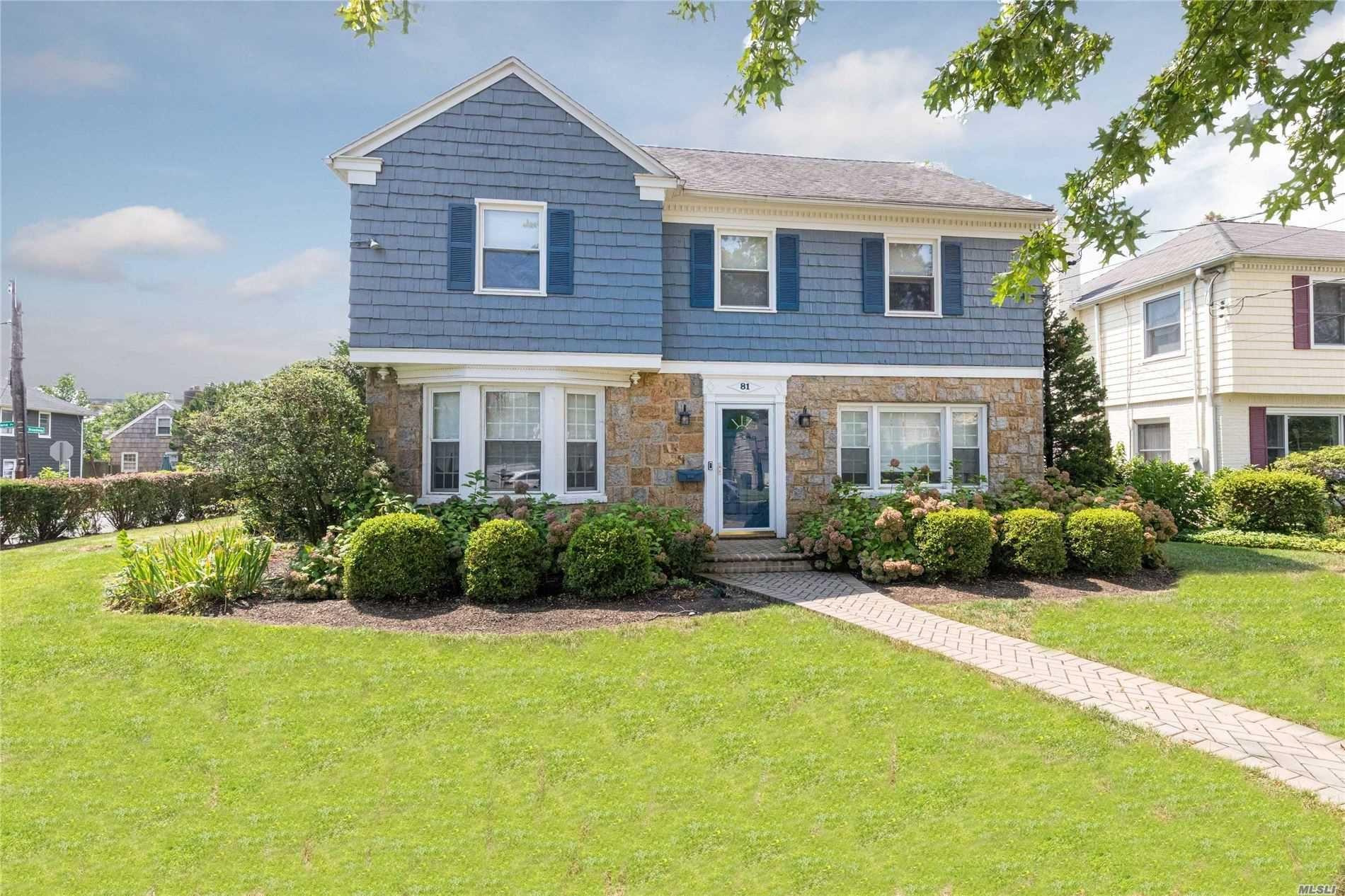 81 Johnson Place, Woodmere, NY 11598 - MLS#: 3246626