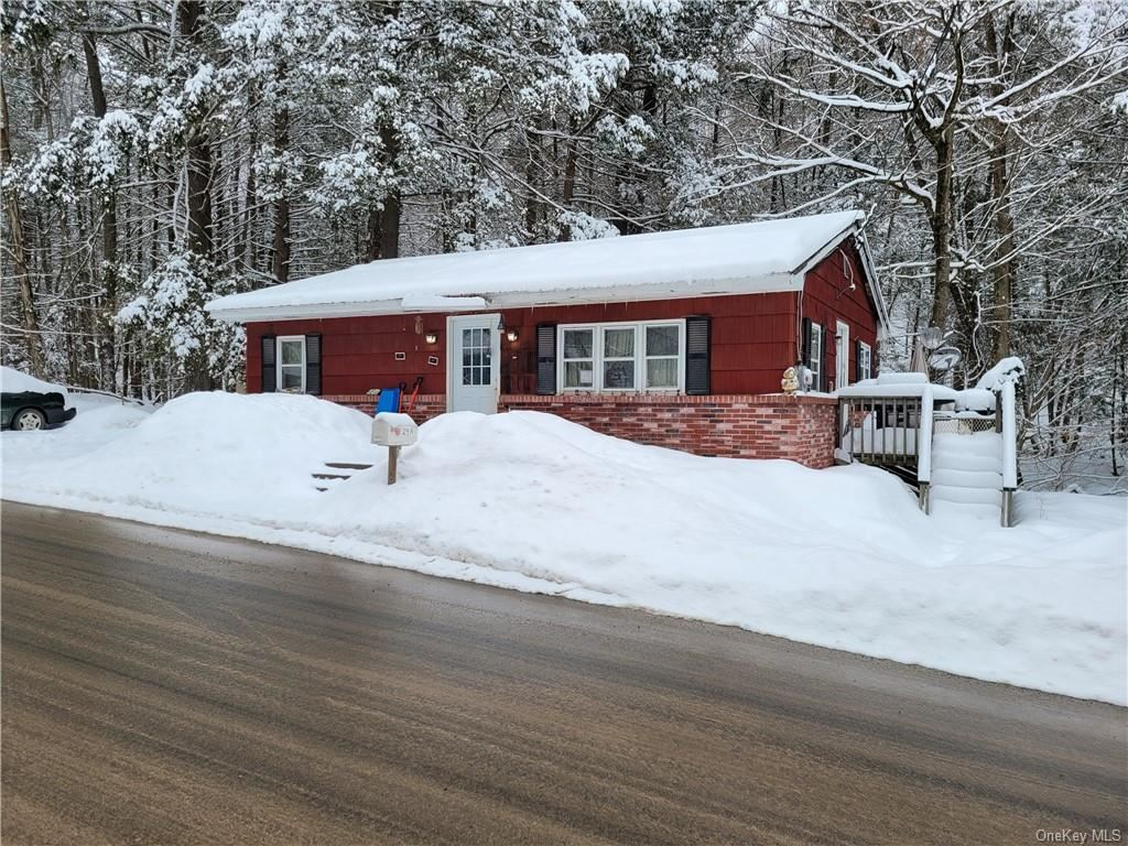 Photo for 253 Pepacton Hollow Road, Grahamsville, NY 12740 (MLS # H6097626)