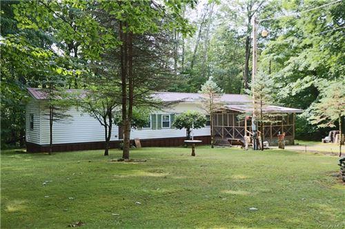 Photo of 286 Elm Hollow Road, Livingston Manor, NY 12758 (MLS # H6058627)