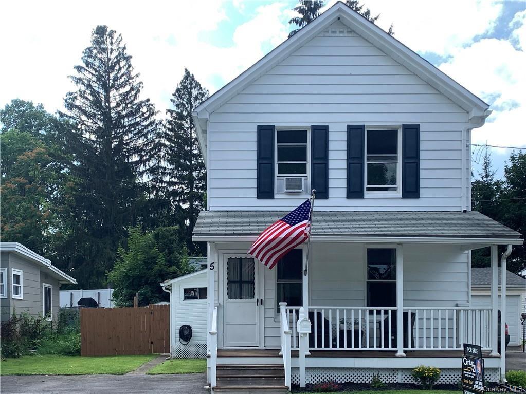 5 S Remsen Avenue, Wappingers Falls, NY 12590 - MLS#: H6133634