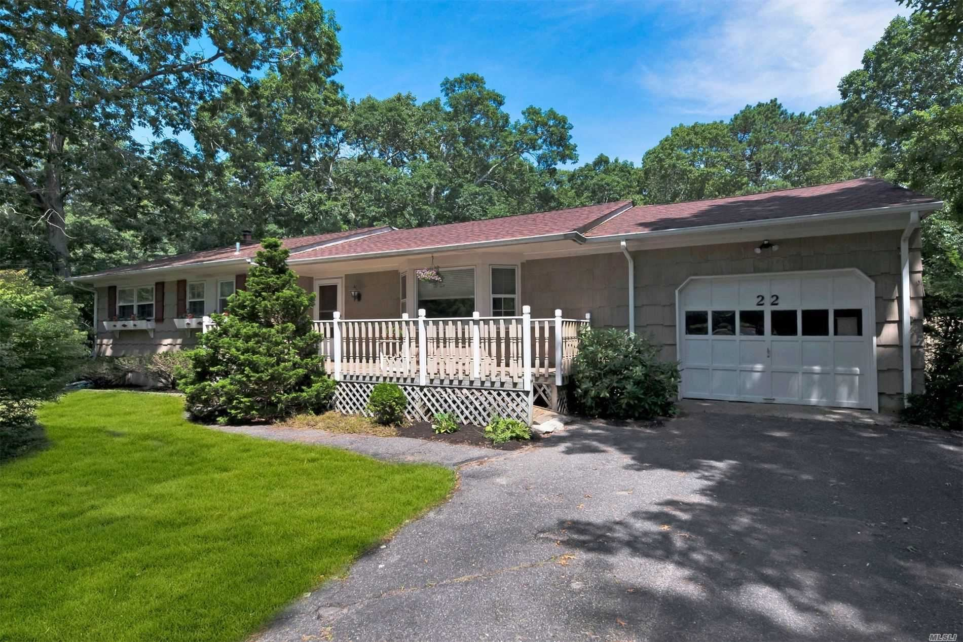 22 Kennedy Drive, East Quogue, NY 11942 - MLS#: 3237645