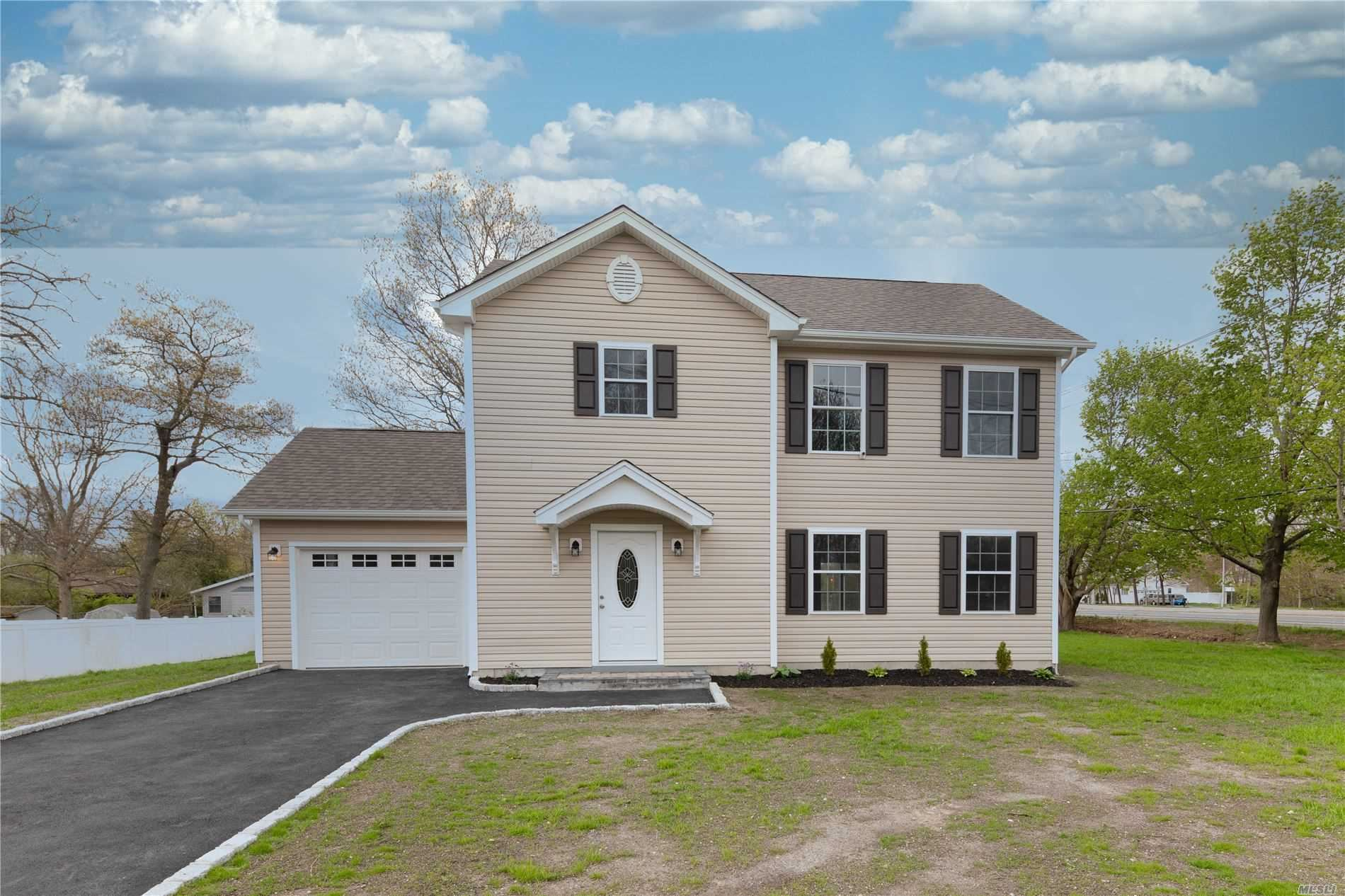 205 William Floyd Parkway, Shirley, NY 11967 - MLS#: 3193646