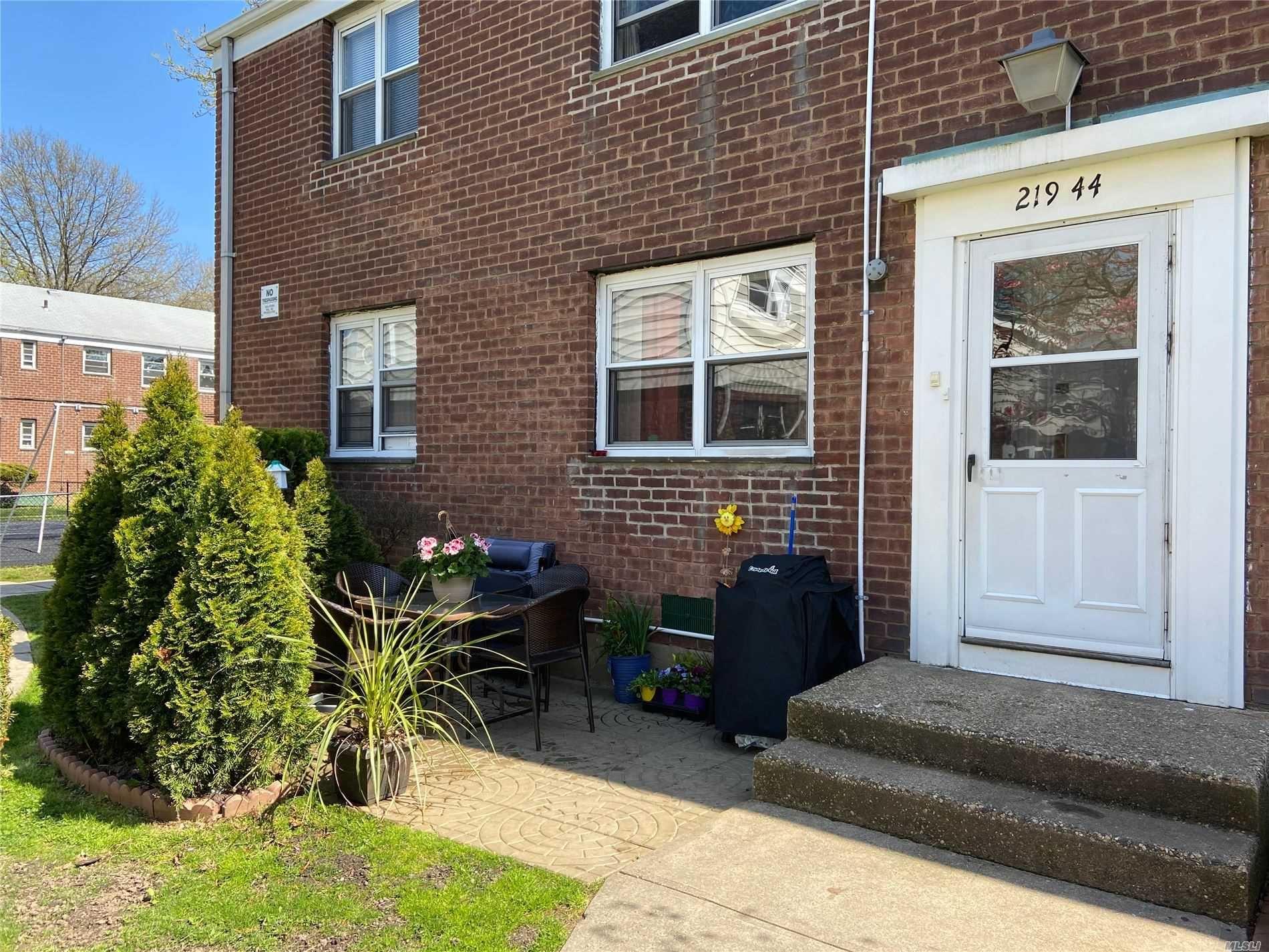 219-44 67 Avenue #1, Bayside, NY 11364 - MLS#: 3212649