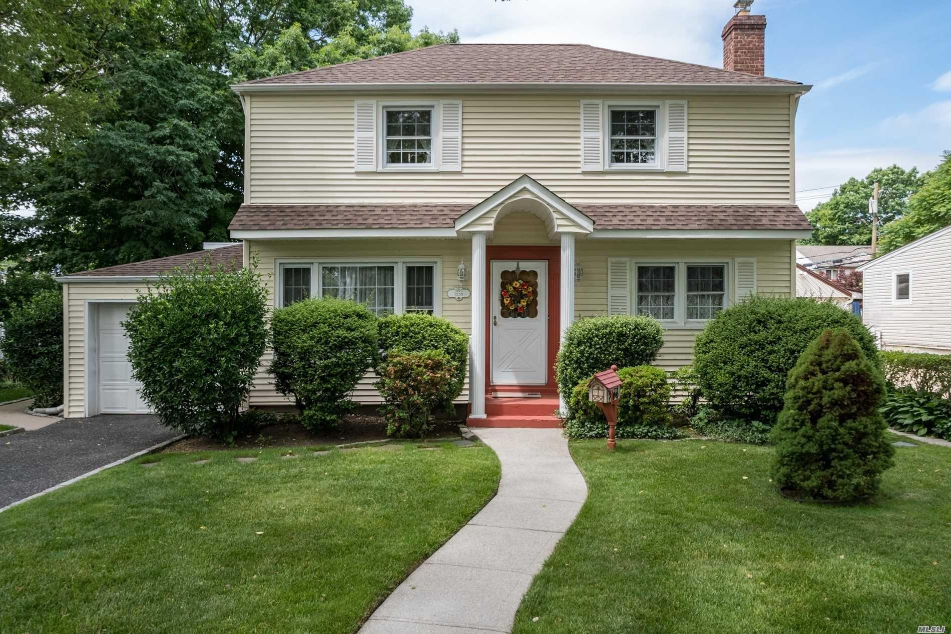 1556 Oxford Road, Wantagh, NY 11793 - MLS#: 3224650