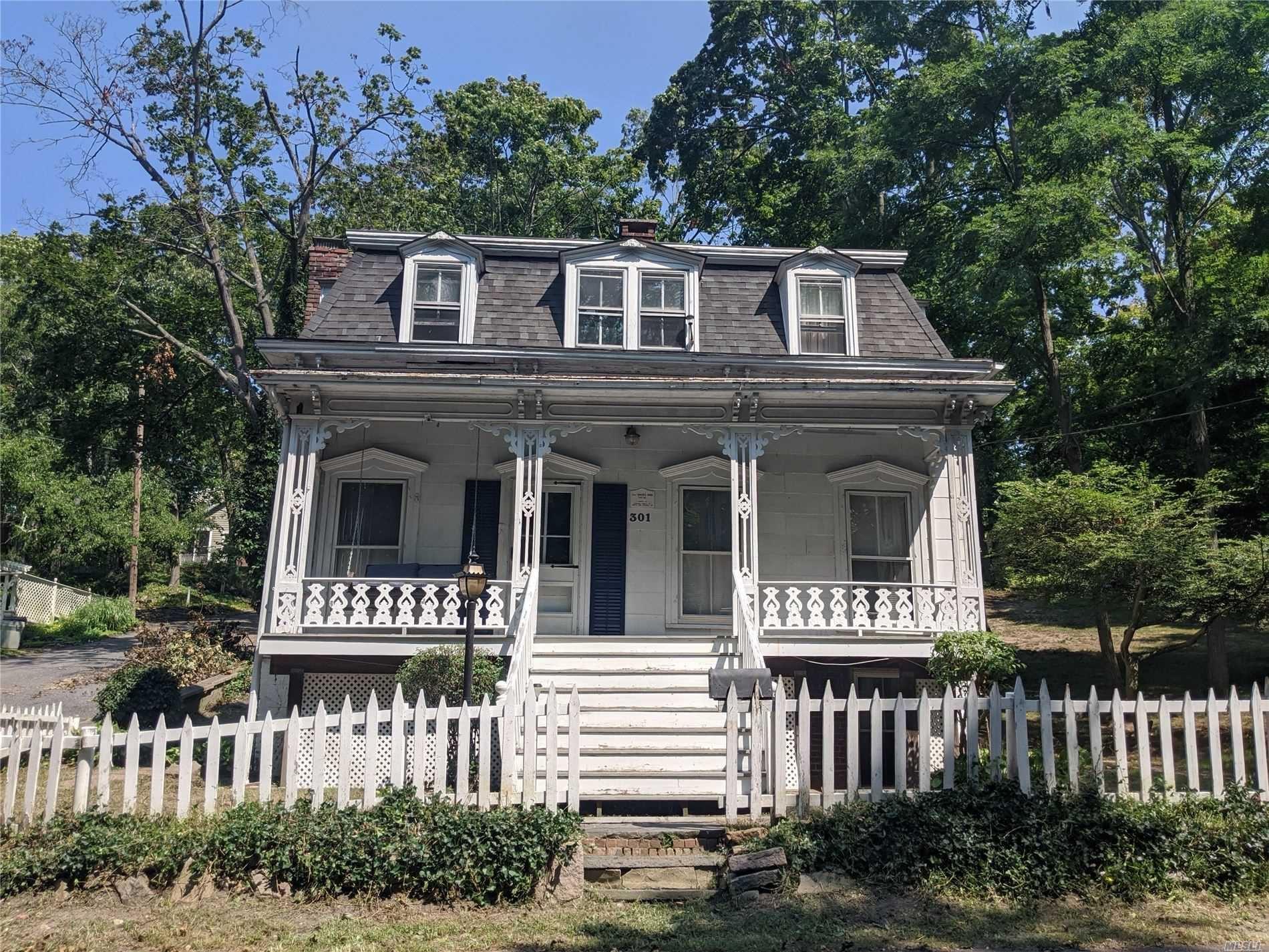 301 W High Street, Port Jefferson, NY 11777 - MLS#: 3246650