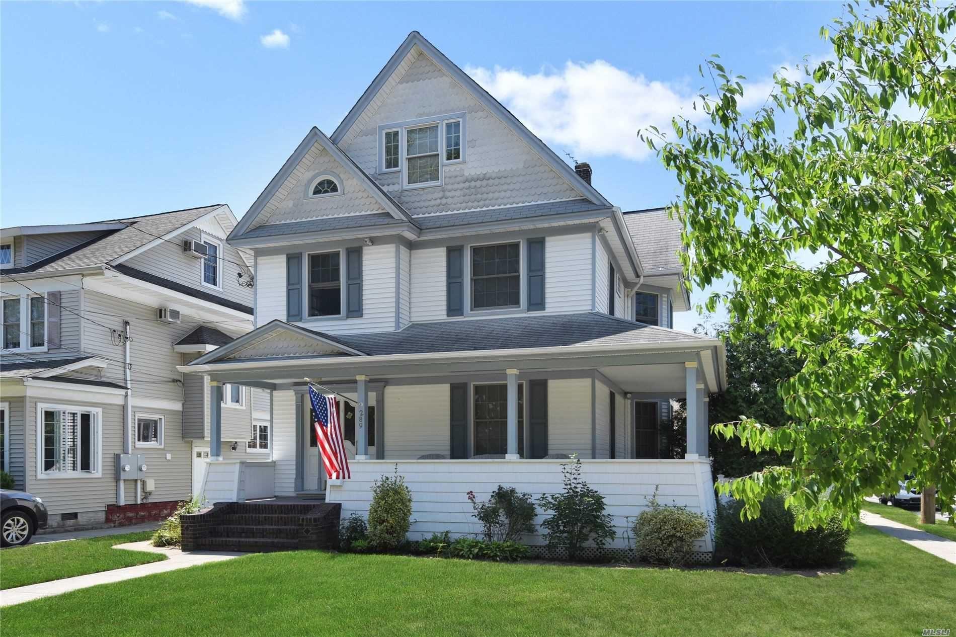 289 Denton Avenue, Lynbrook, NY 11563 - MLS#: 3238651