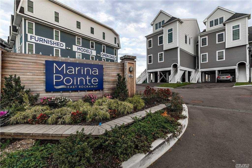 224 Marina Pointe Drive #224, East Rockaway, NY 11518 - MLS#: 3249653