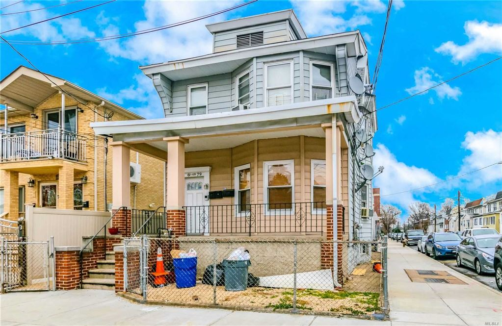 67-69 79th Street, Middle Village, NY 11379 - MLS#: 3152654