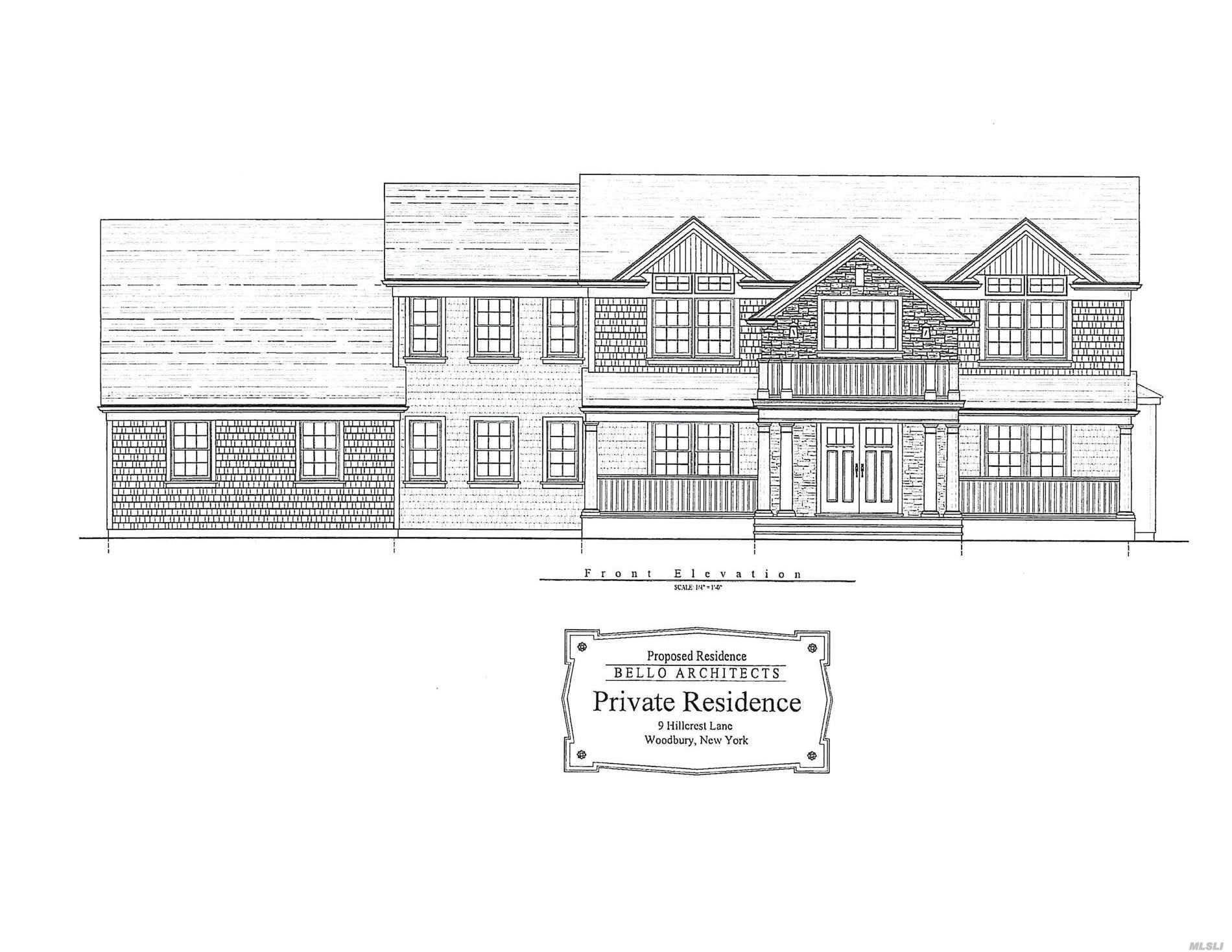 9 Hillcrest Lane, Woodbury, NY 11797 - MLS#: 3188654