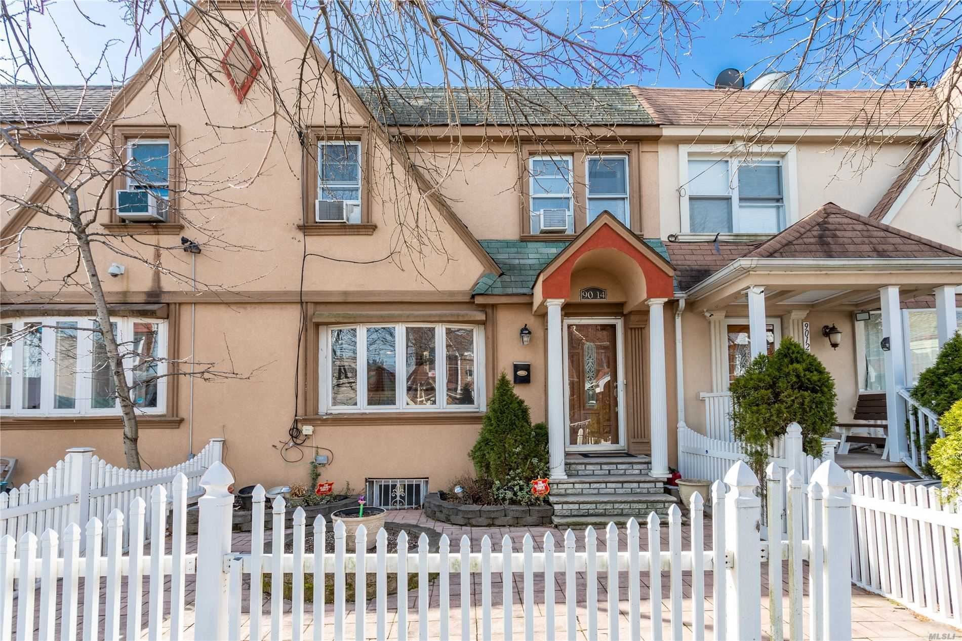 90-14 Albert Road, Ozone Park, NY 11417 - MLS#: 3206654