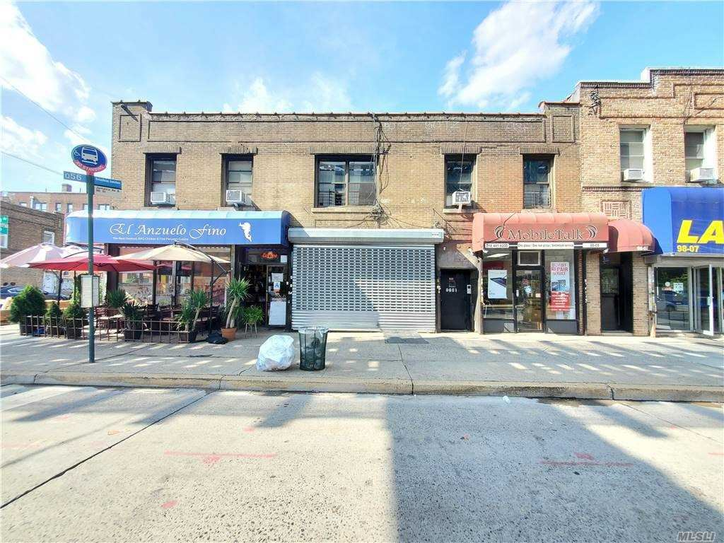 9801-05 Jamaica Ave Avenue, Woodhaven, NY 11421 - MLS#: 3248655