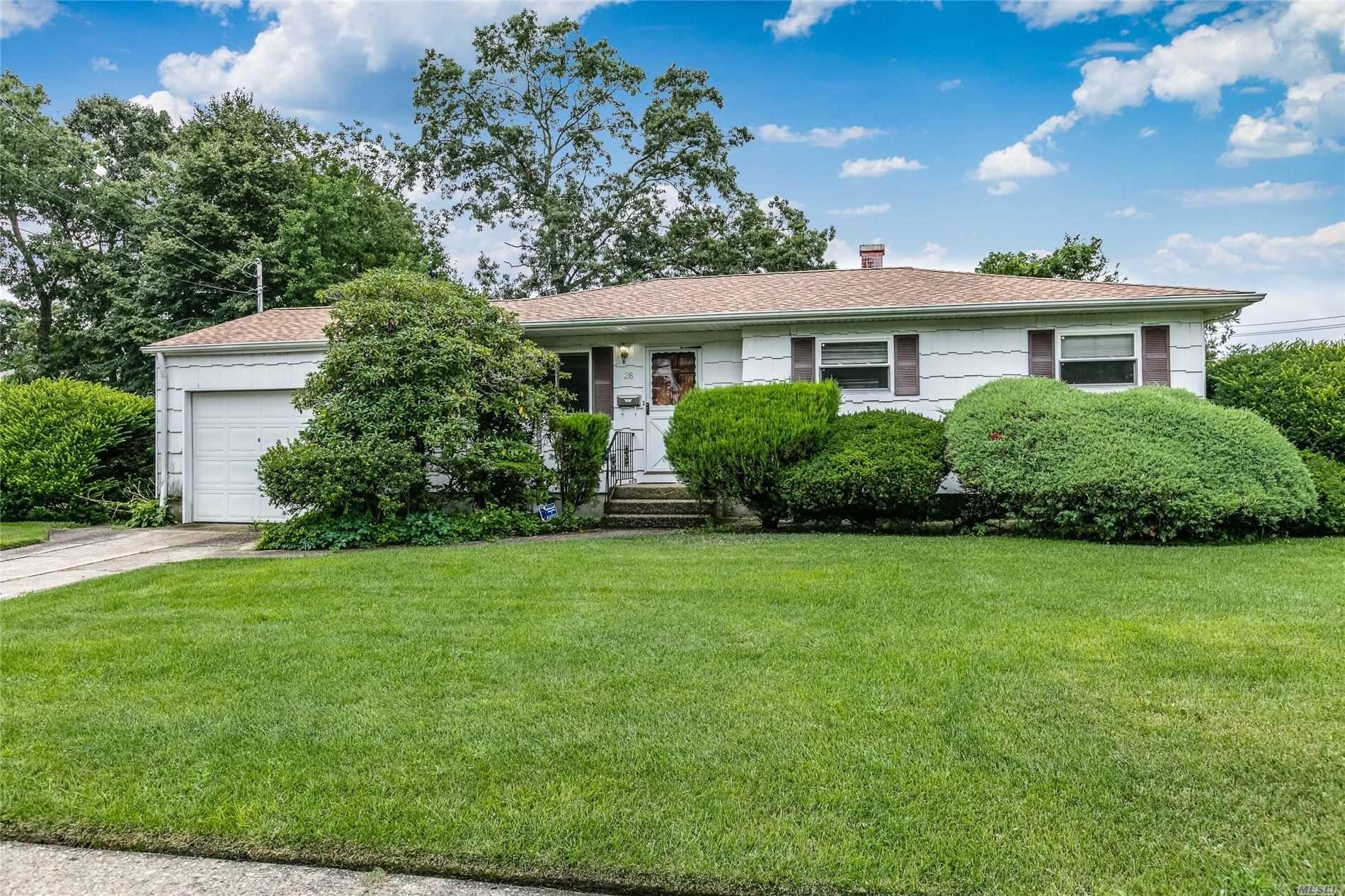 28 Rodney Ave, Islip Terrace, NY 11752 - MLS#: 3238657