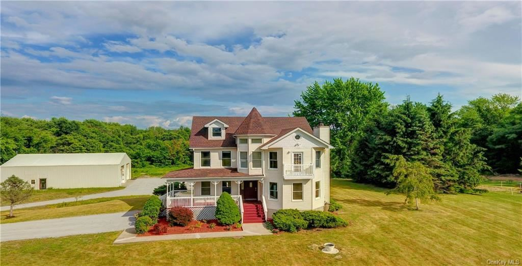 Photo of 1289 State Route 302, Pine Bush, NY 12566 (MLS # H6046660)