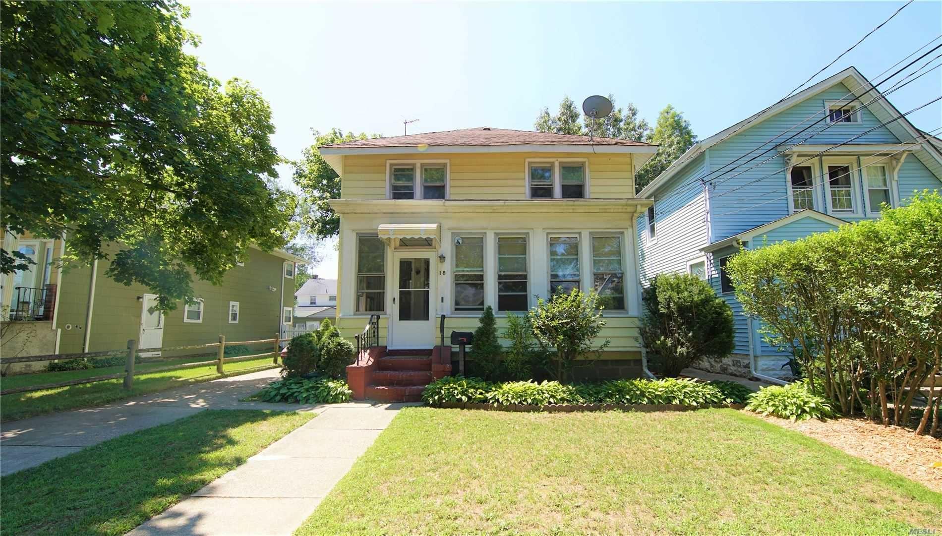 18 Robertson Road, Lynbrook, NY 11563 - MLS#: 3239663