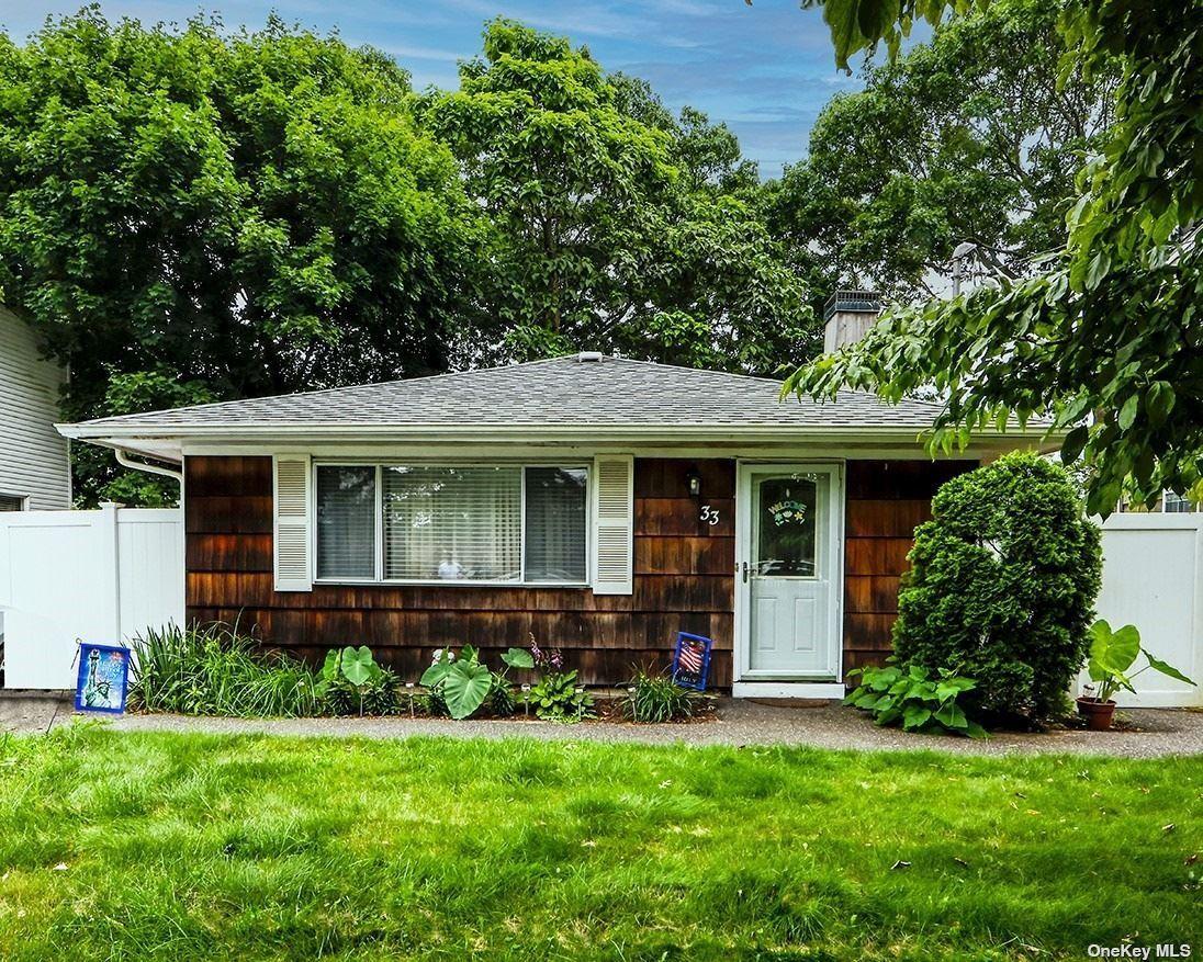 33 Thornwood Drive, Shirley, NY 11967 - MLS#: 3329663