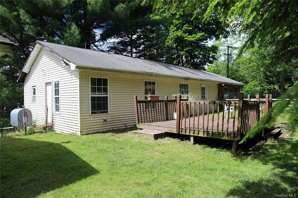 Photo for 53 Dewitts Flats Road, Jeffersonville, NY 12748 (MLS # H6050664)