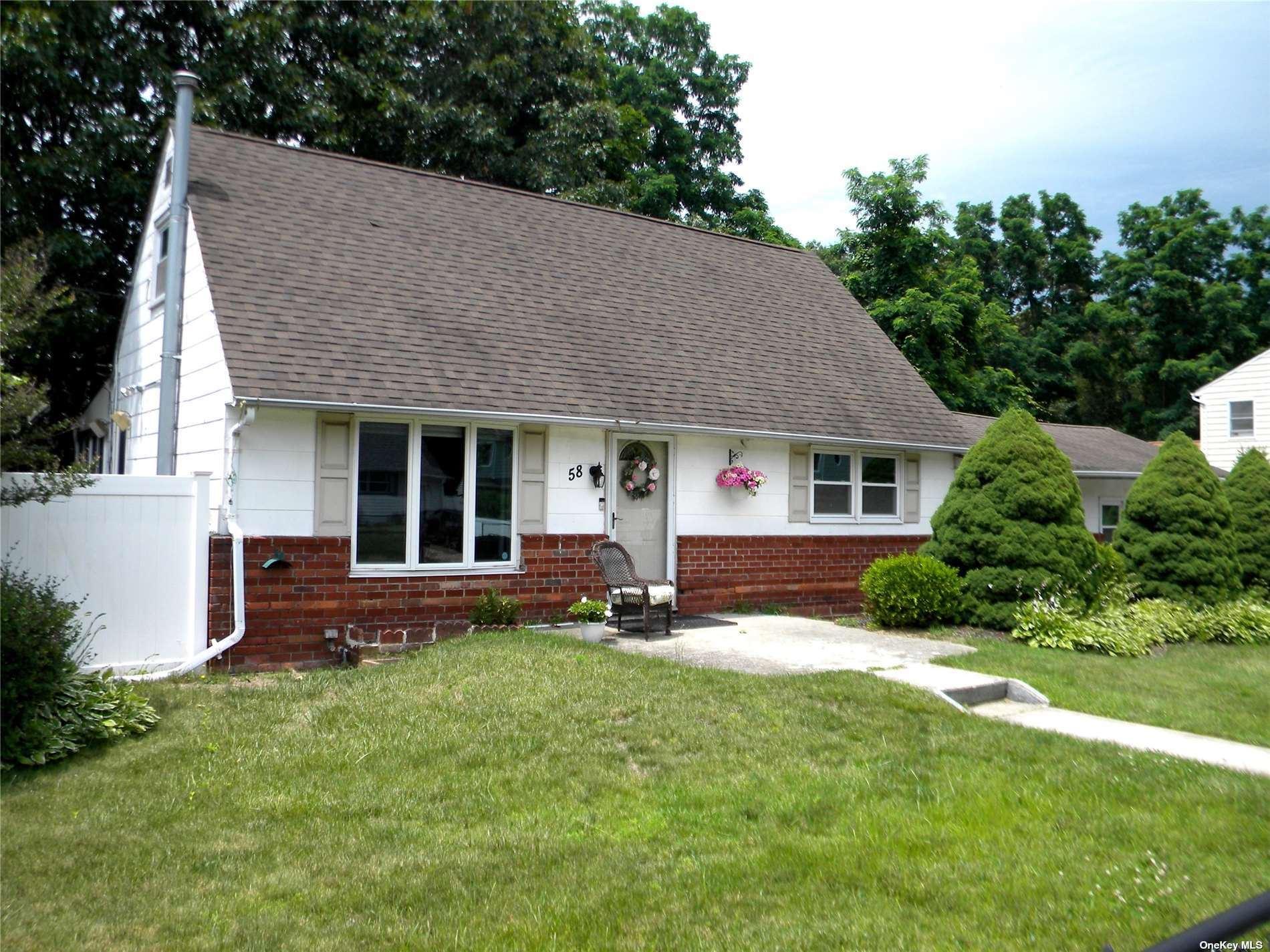 58 Marshall Drive, Selden, NY 11784 - MLS#: 3326668