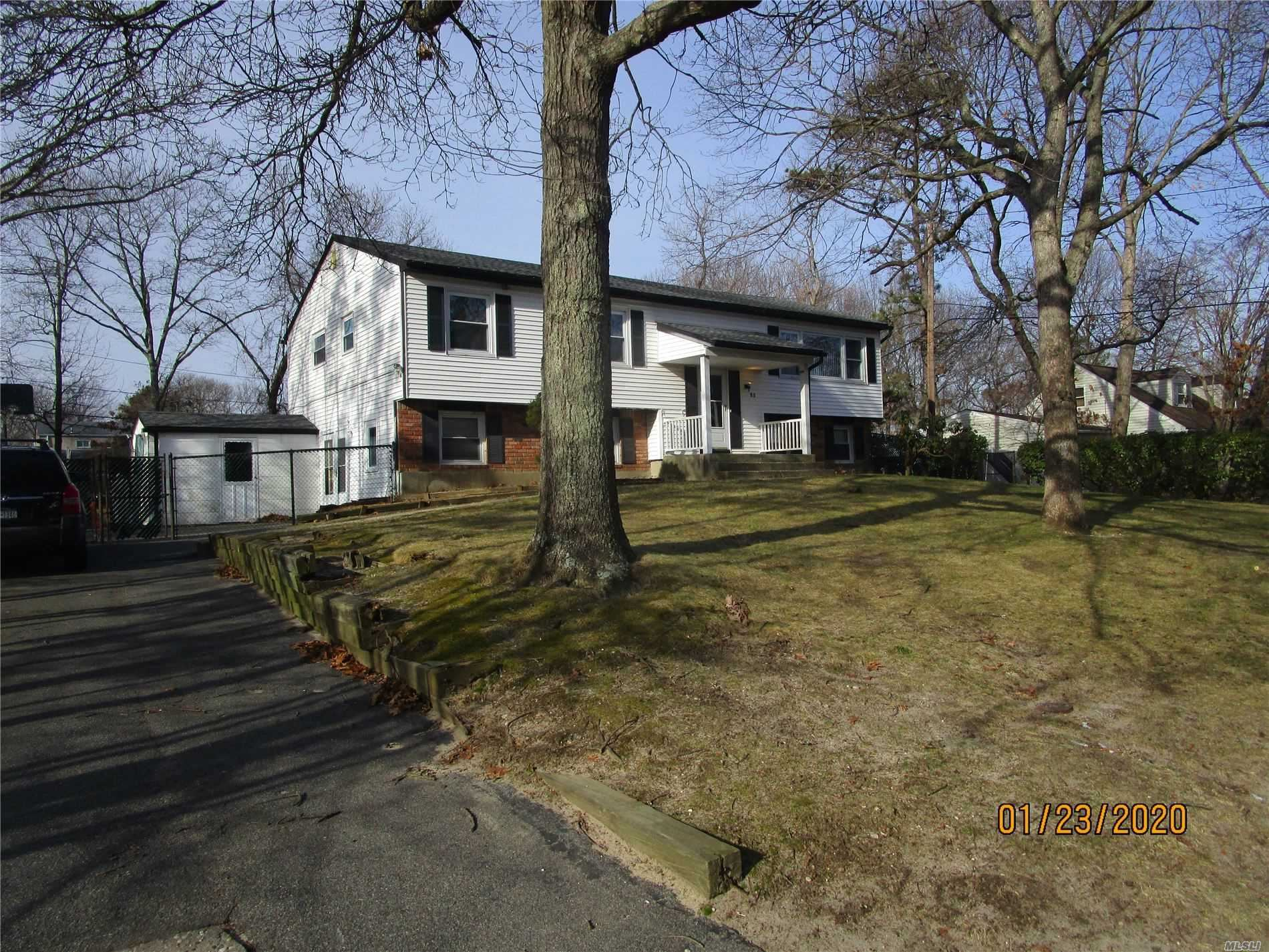 53 Andover Drive, Coram, NY 11727 - MLS#: 3207669