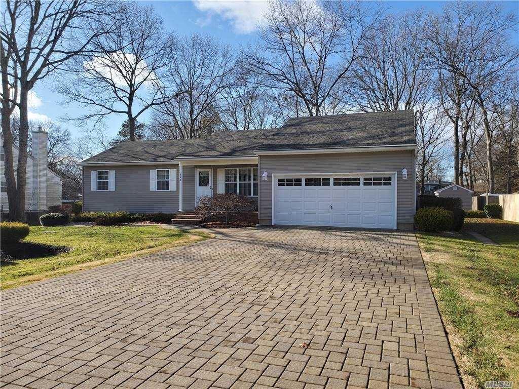 445 Rowlinson Drive, Shirley, NY 11967 - MLS#: 3278669