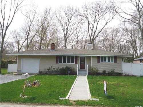 Photo of 60 Homewood Drive, Hampton Bays, NY 11946 (MLS # 3295677)