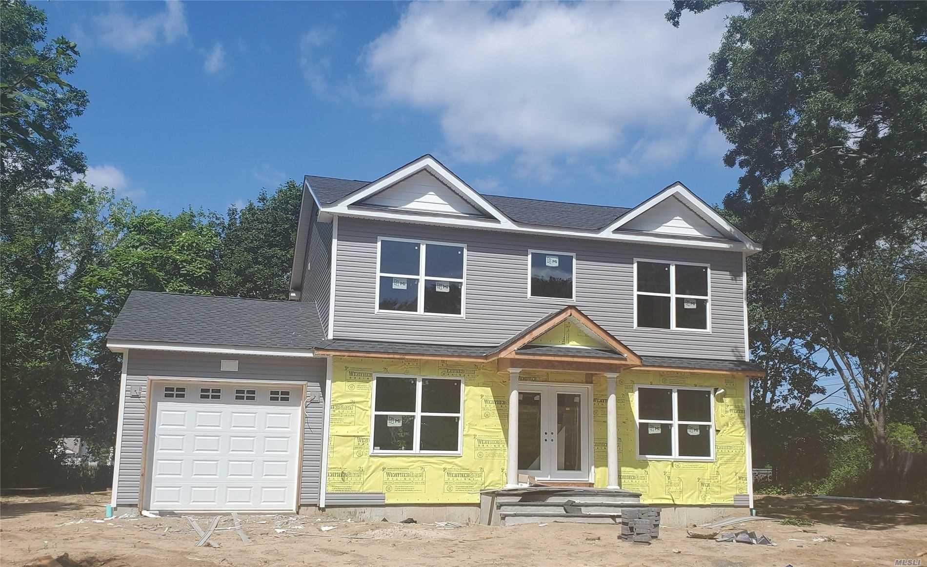 Lot 1 Long Island Avenue, Medford, NY 11763 - MLS#: 3204679
