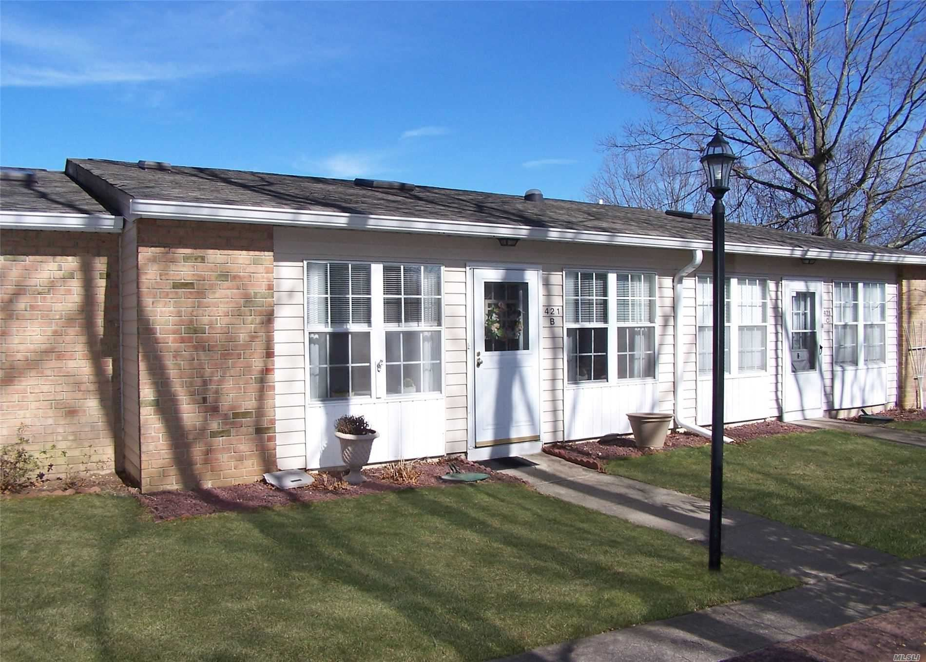 421 Weymouth Court #B, Ridge, NY 11961 - MLS#: 3206686