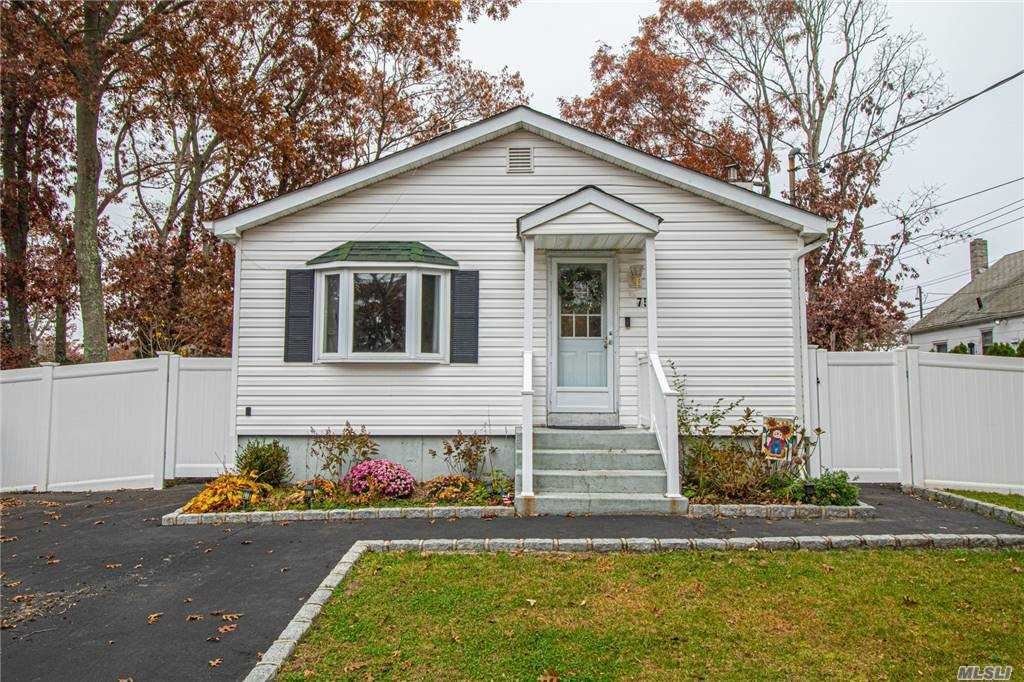 75 Newman Street, Patchogue, NY 11772 - MLS#: 3268686