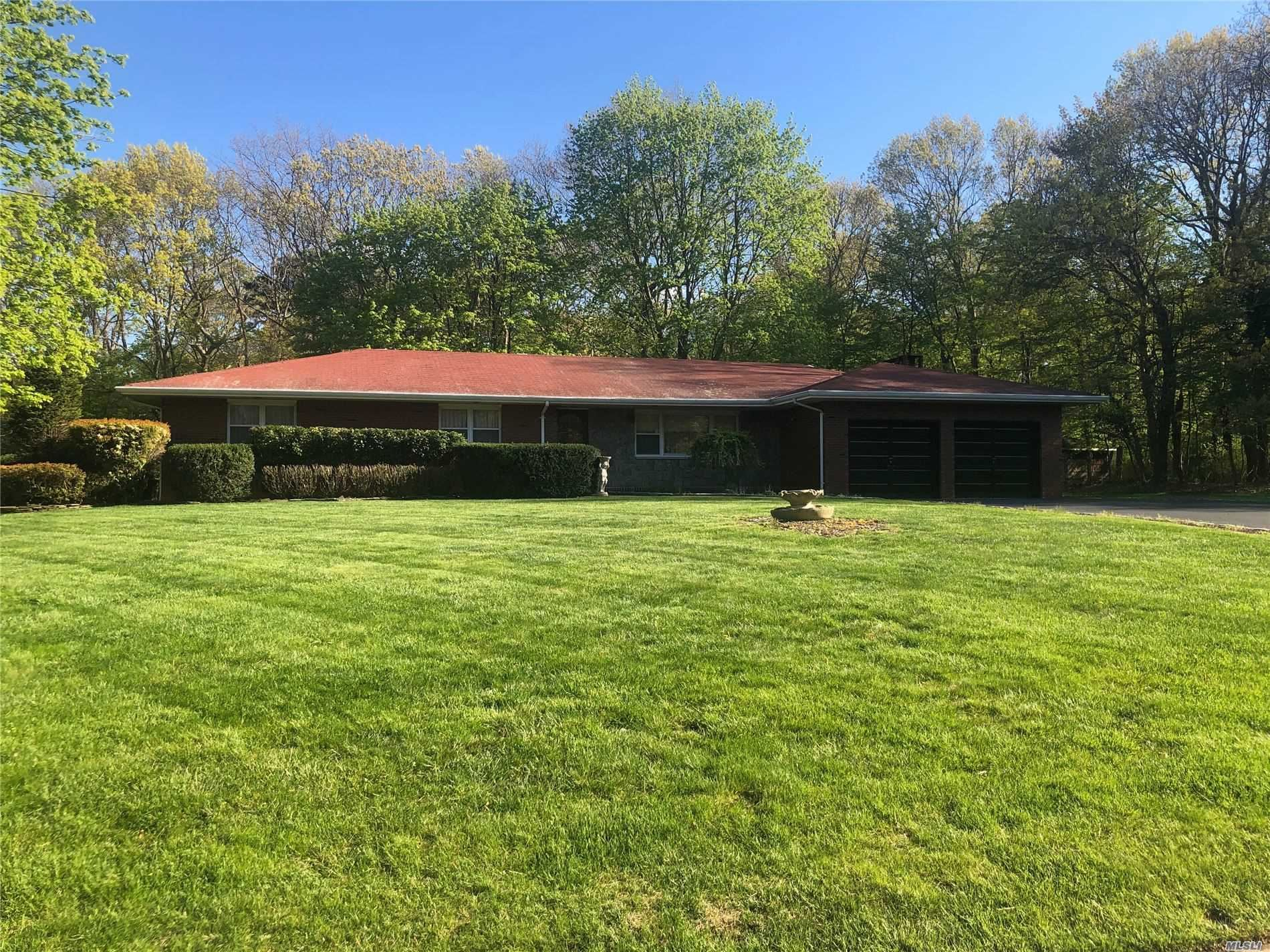 31 Circle Drive, Shoreham, NY 11786 - MLS#: 3199691